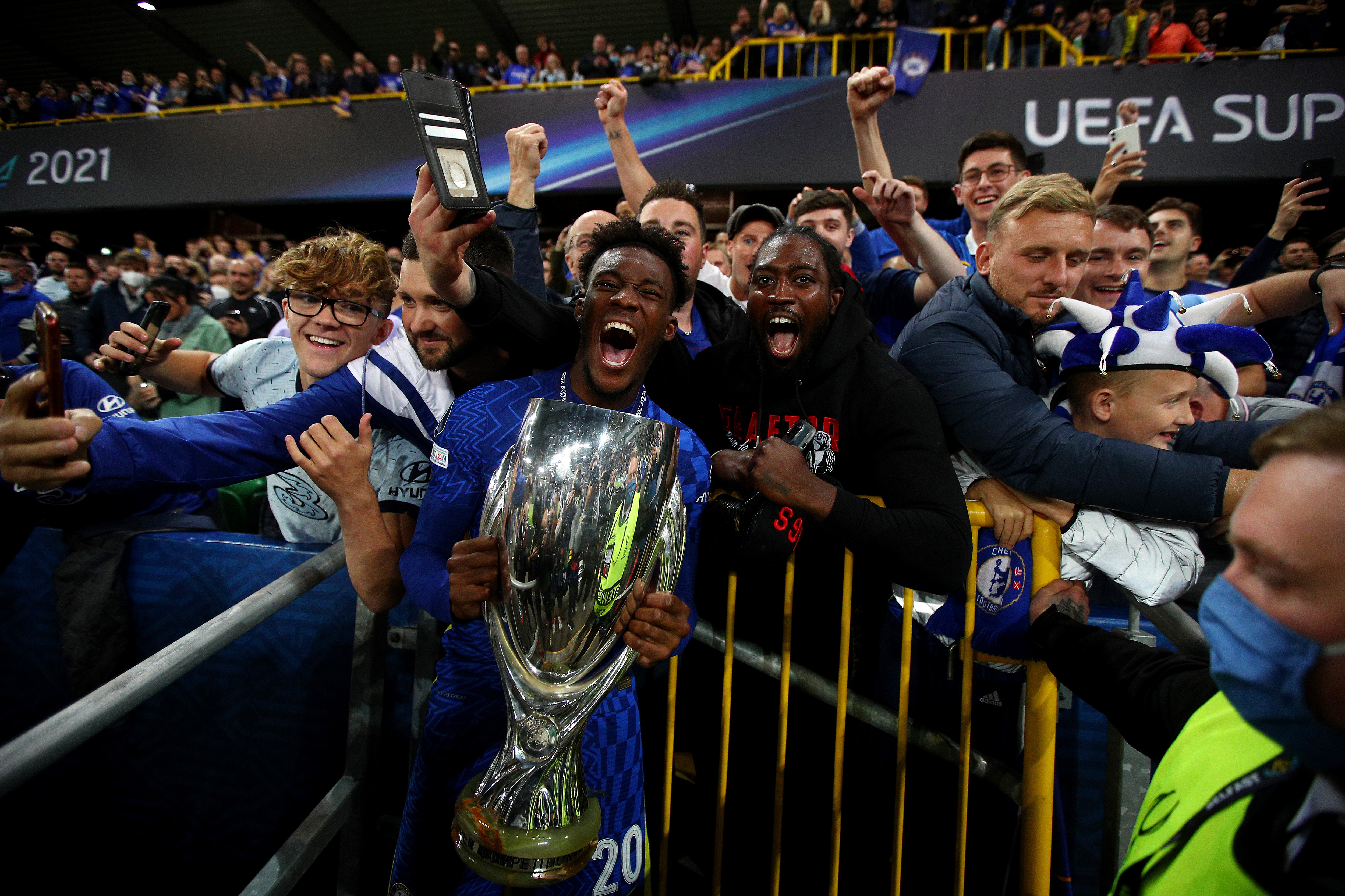 Chelsea FC v Villarreal CF – UEFA Super Cup 2021