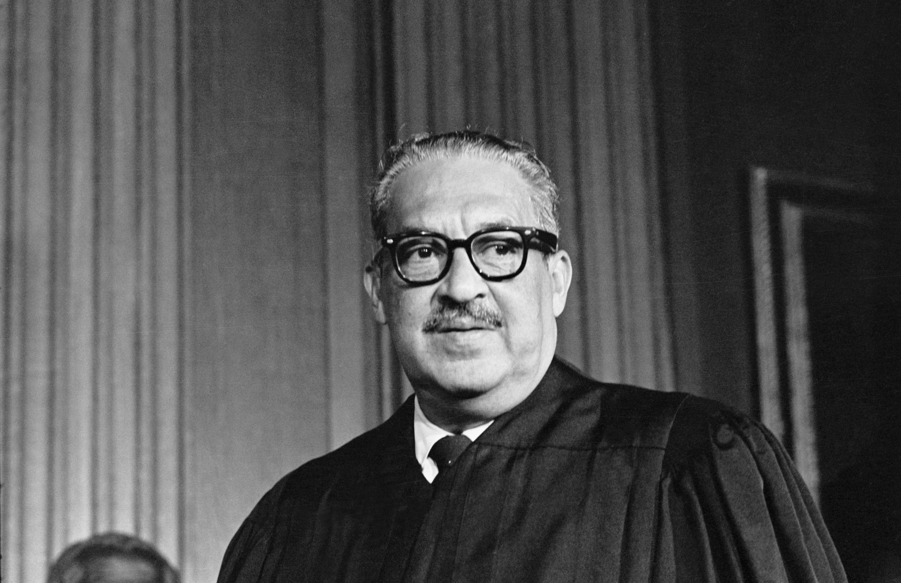Supreme Court Justice Thurgood Marshall