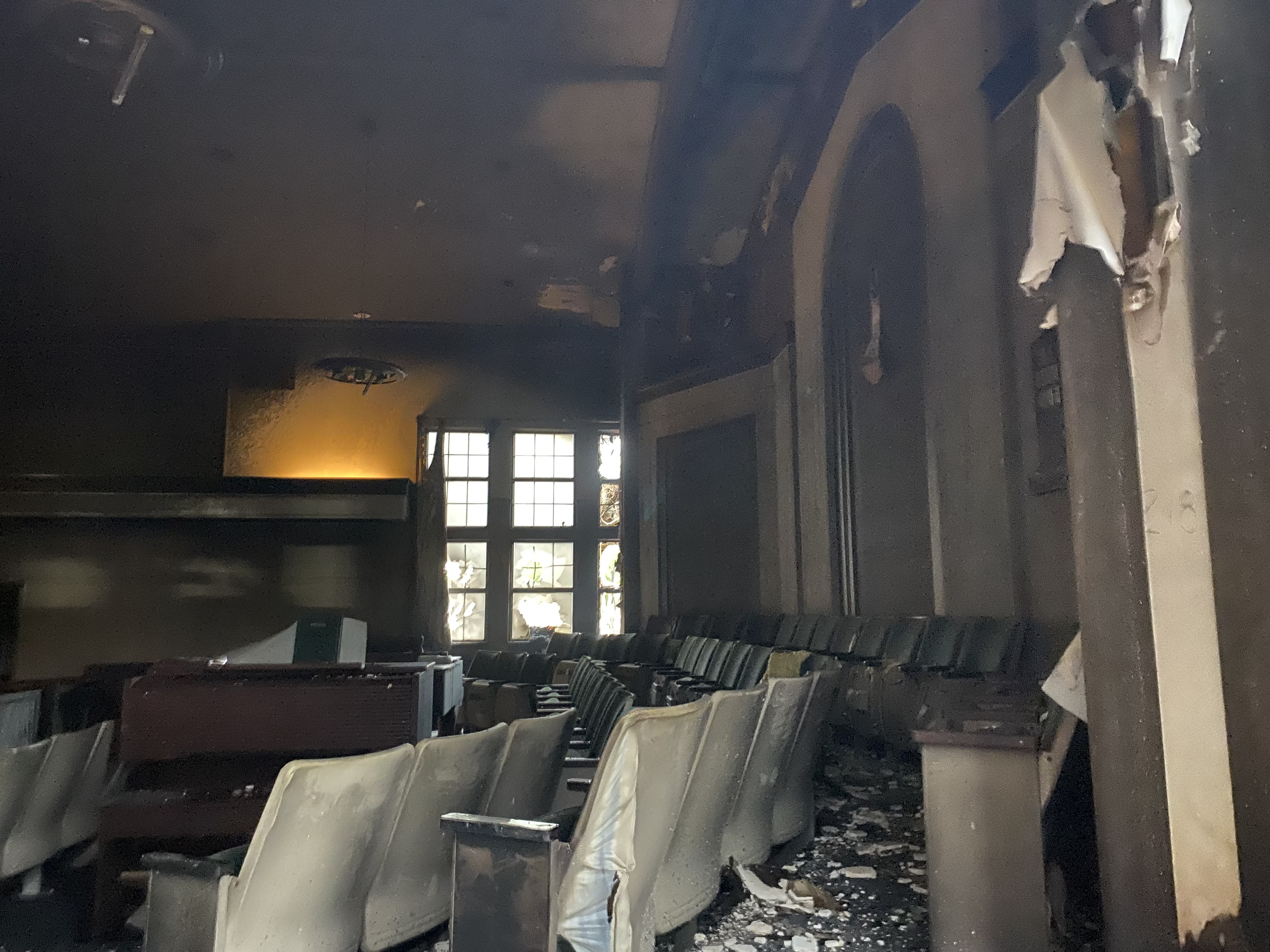 Three meetinghouses of The Church of Jesus Christ of Latter-day Saints across St. George caught fire early Tuesday.