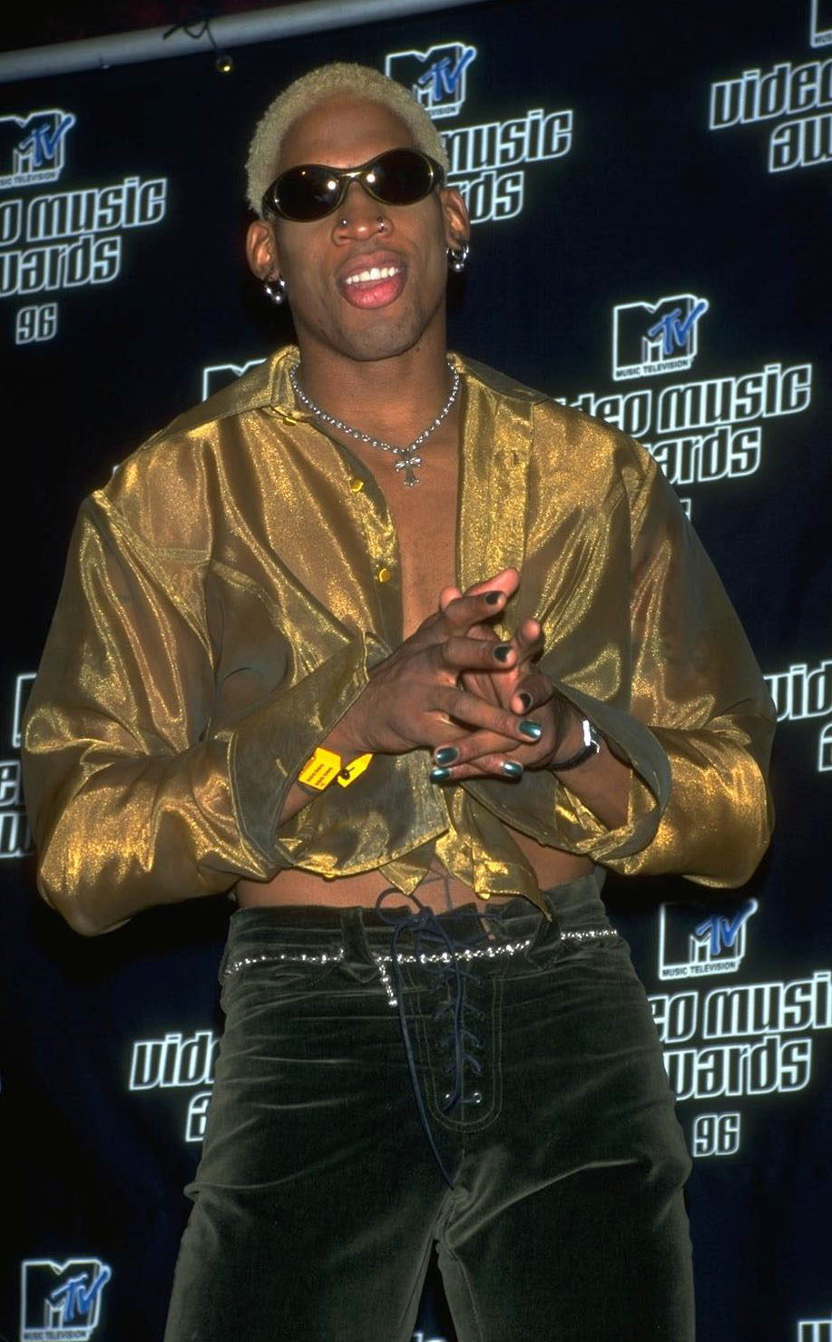 Dennis Rodman's infamous 1997 Las Vegas trip is being made into a feature film — with a few tweaks.