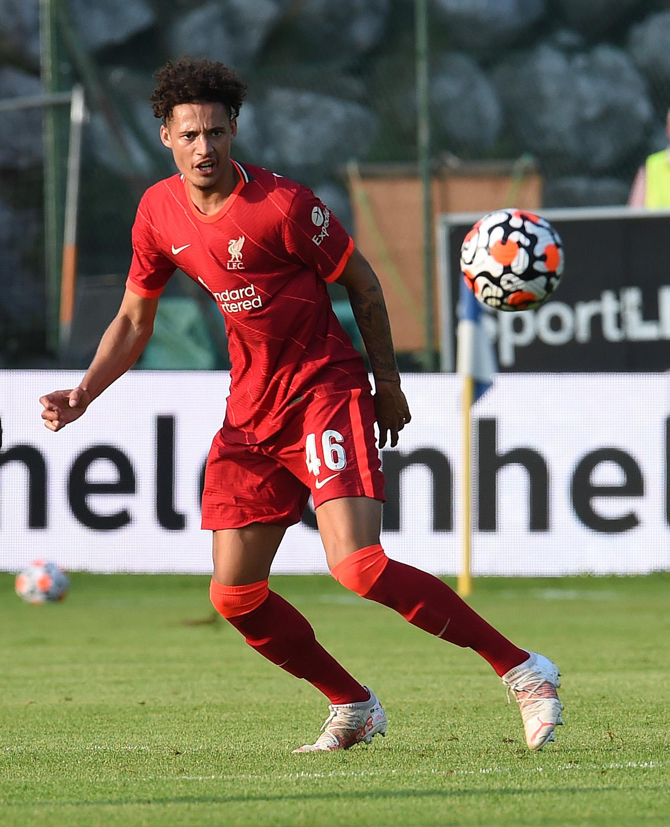 FC Liverpool v VfB Stuttgart - Blitz Tournament