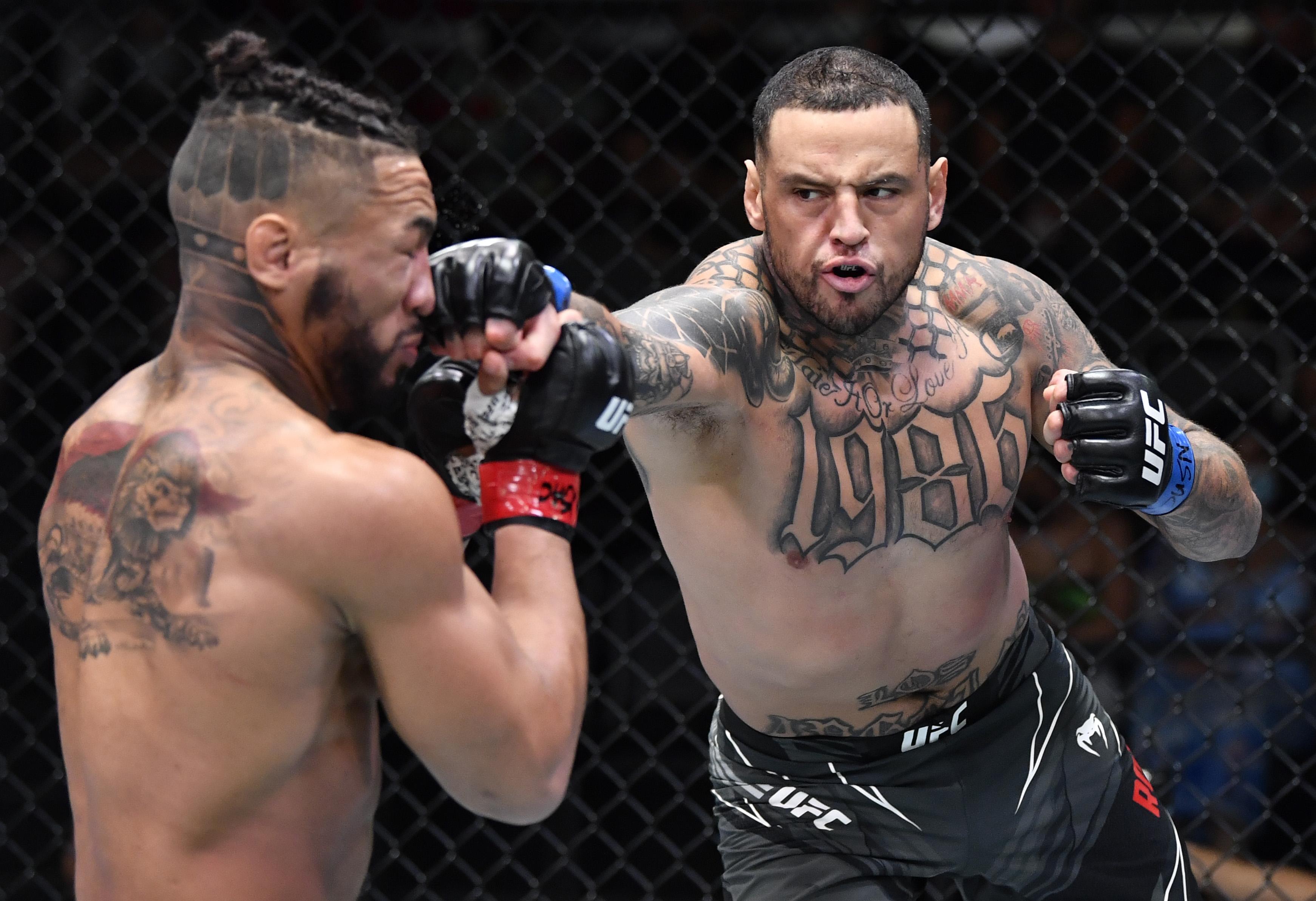 UFC Fight Night: Kevin Lee vs Daniel Rodriguez