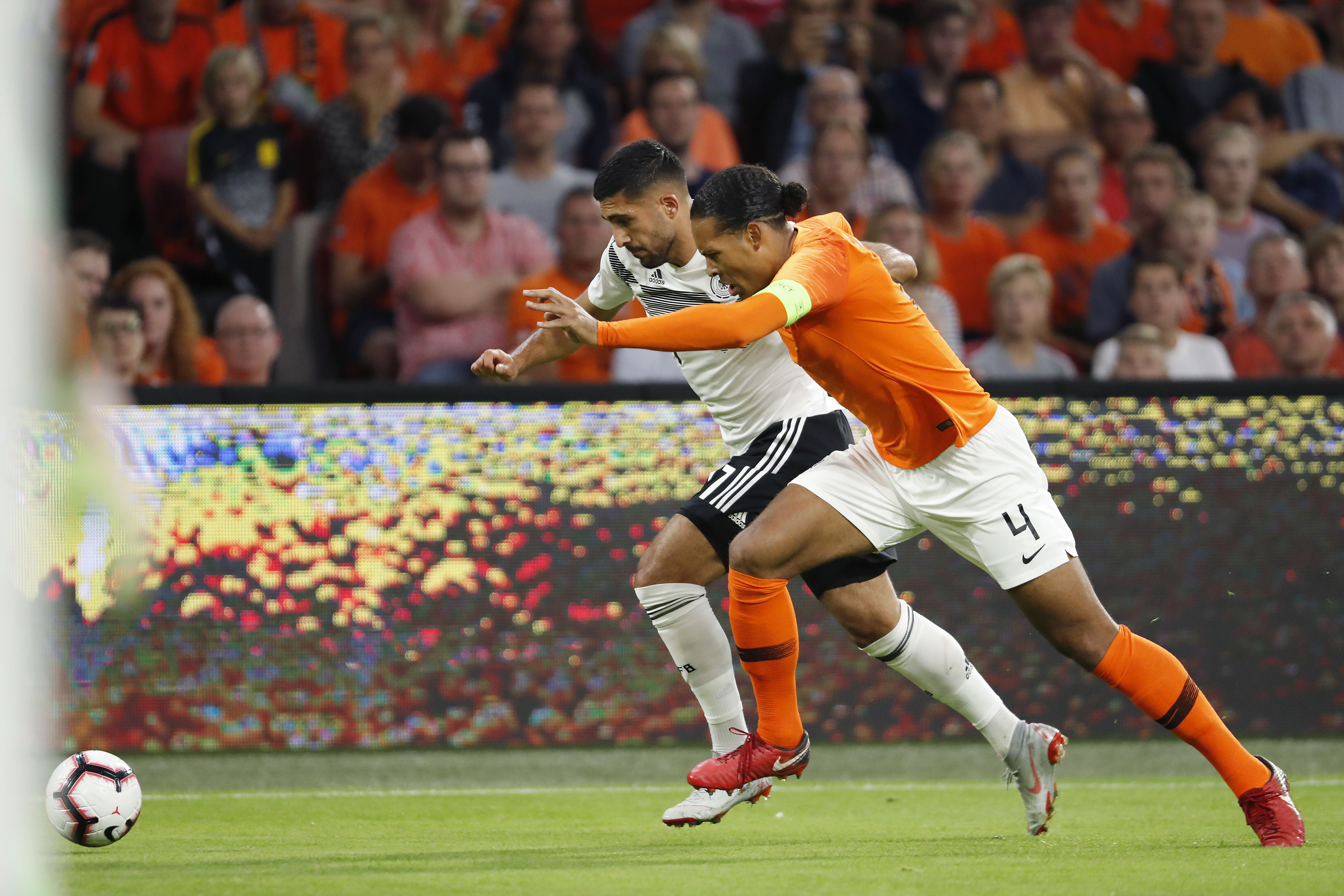 "UEFA Nations League A group 1""The Netherlands v Germany"""