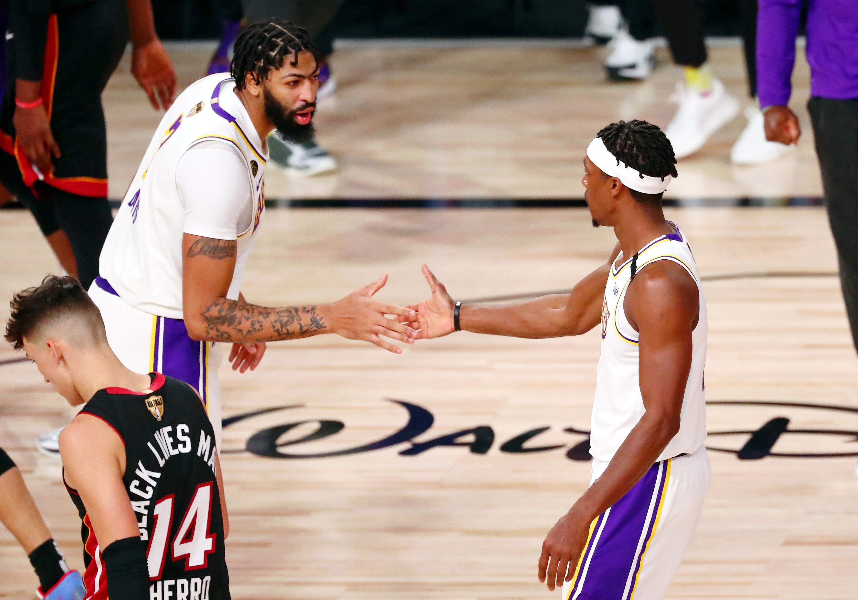 NBA: Finals-Los Angeles Lakers at Miami Heat