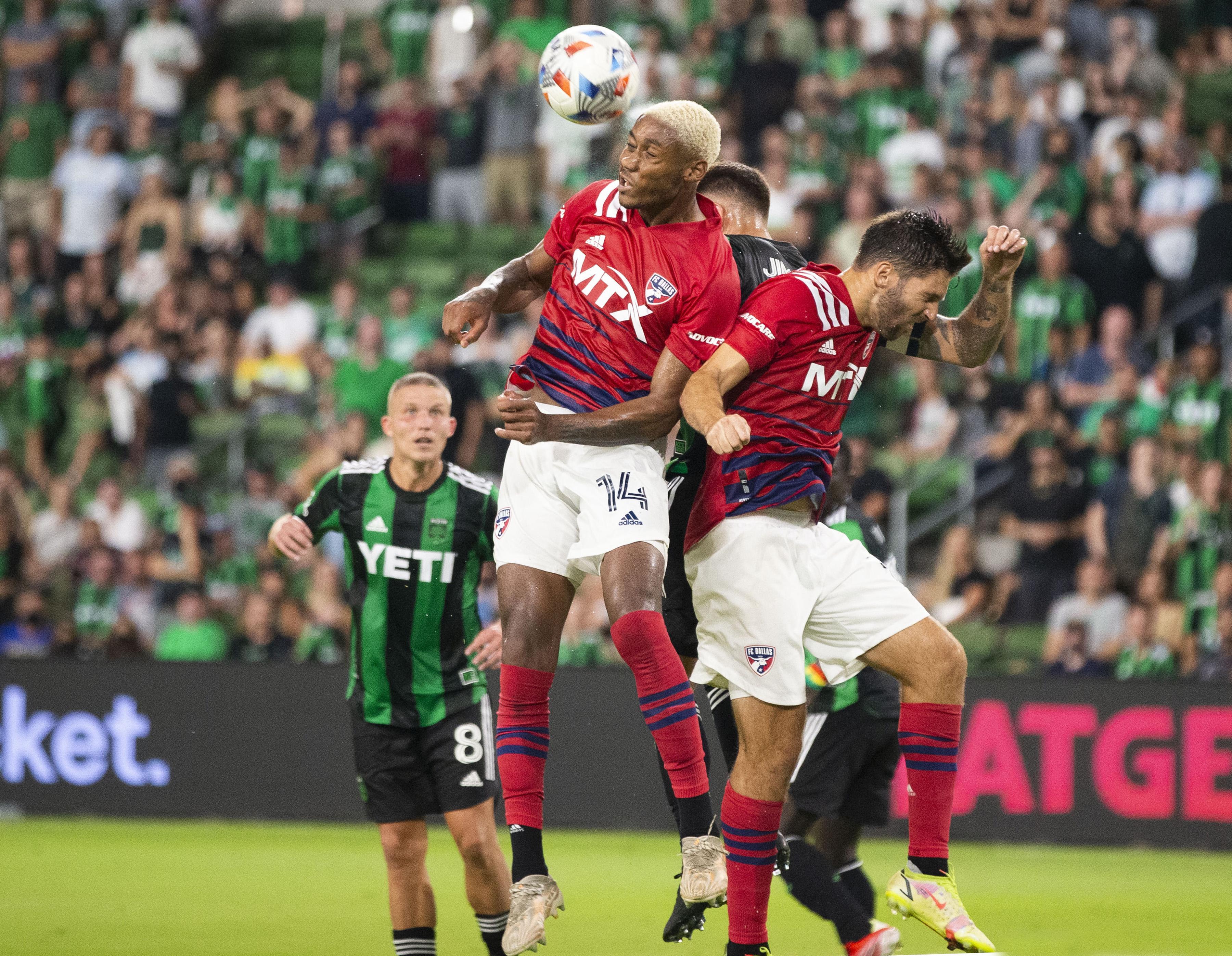 MLS: FC Dallas at Austin FC