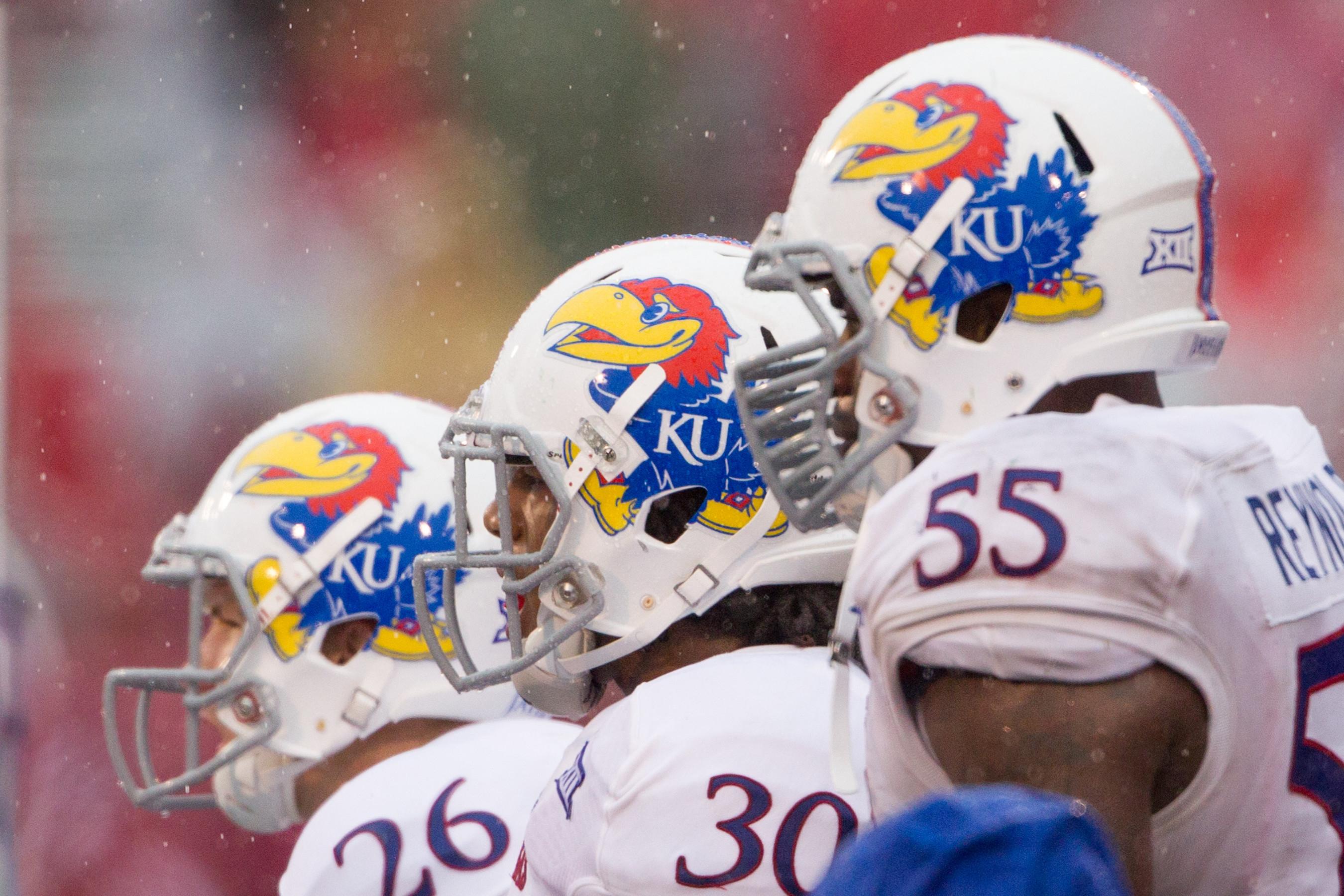 NCAA FOOTBALL: NOV 22 Kansas at Oklahoma