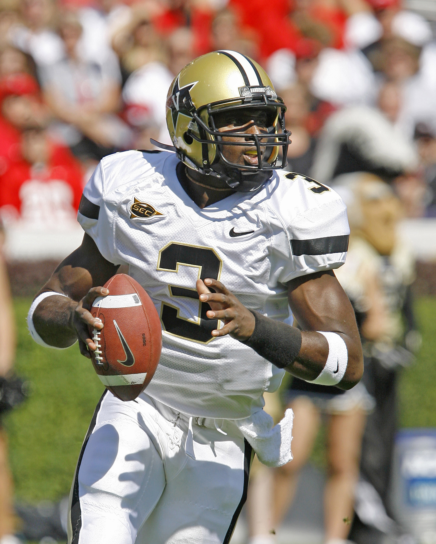 NCAA Football - Vanderbilt vs Georgia - October 14, 2006