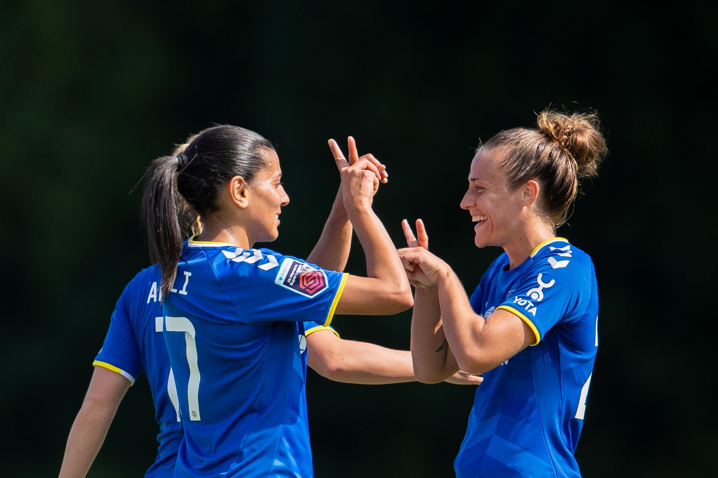 Hibernian Women v Everton Women - Pre-Season Friendly