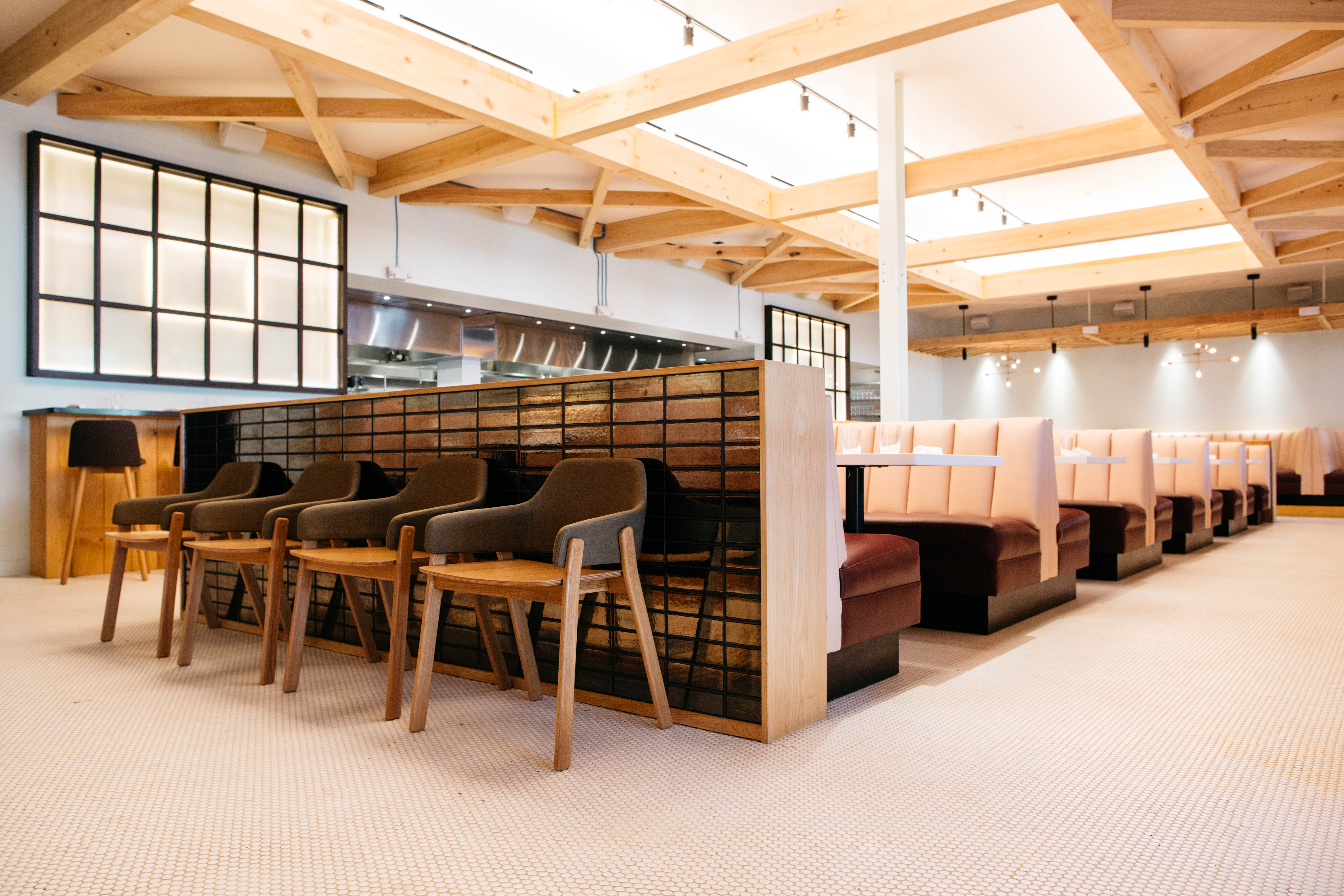 Indianola dining room
