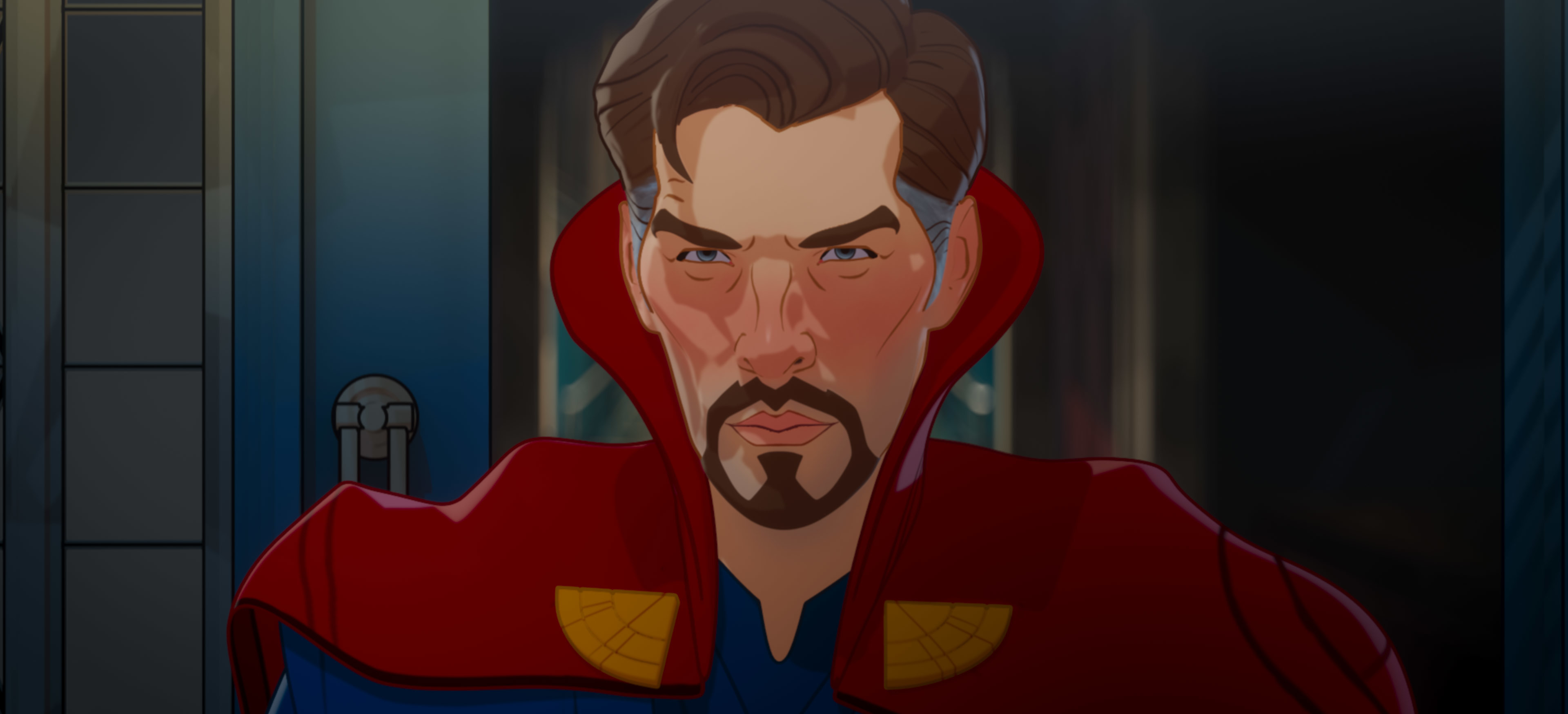 "Doctor Strange in Marvel Studios' ""What If...?"""