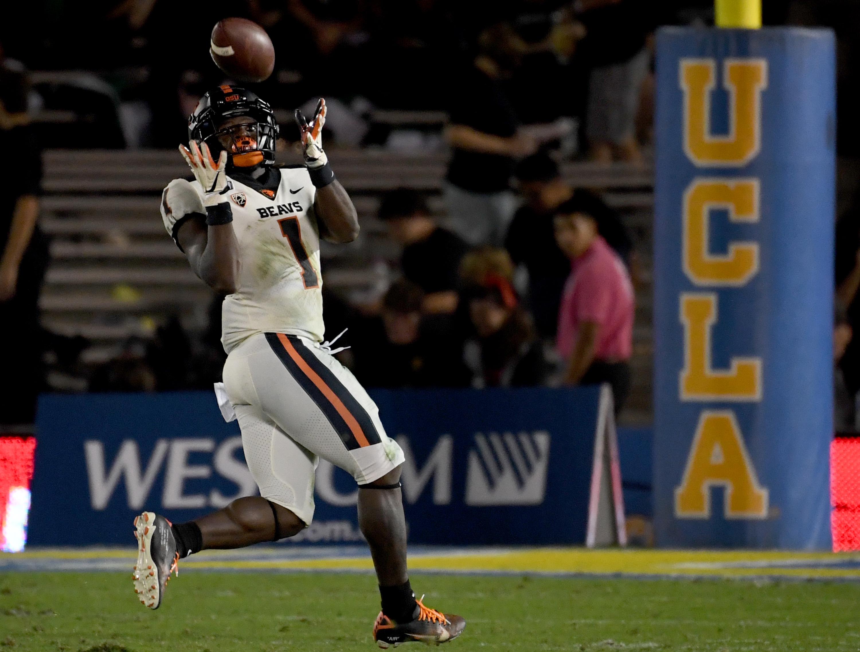 Oregon State v. UCLA