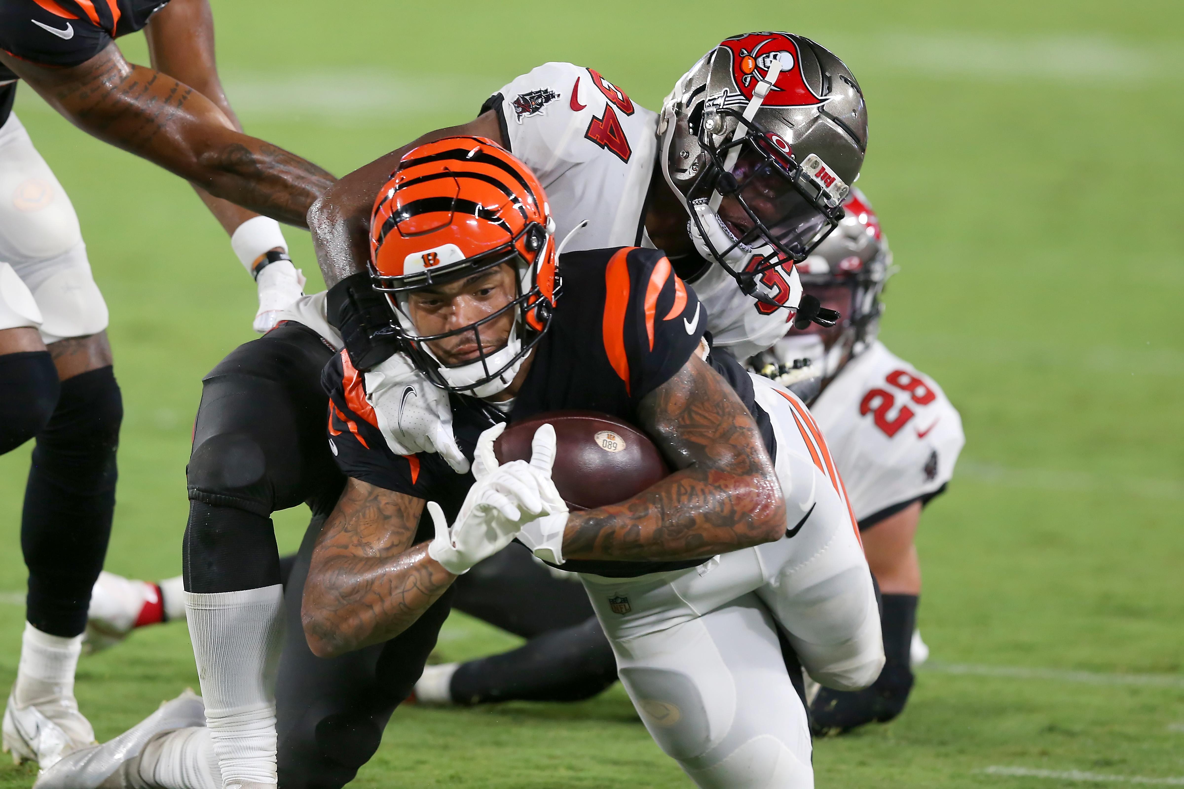 NFL: AUG 14 Preseason - Bengals at Buccaneers