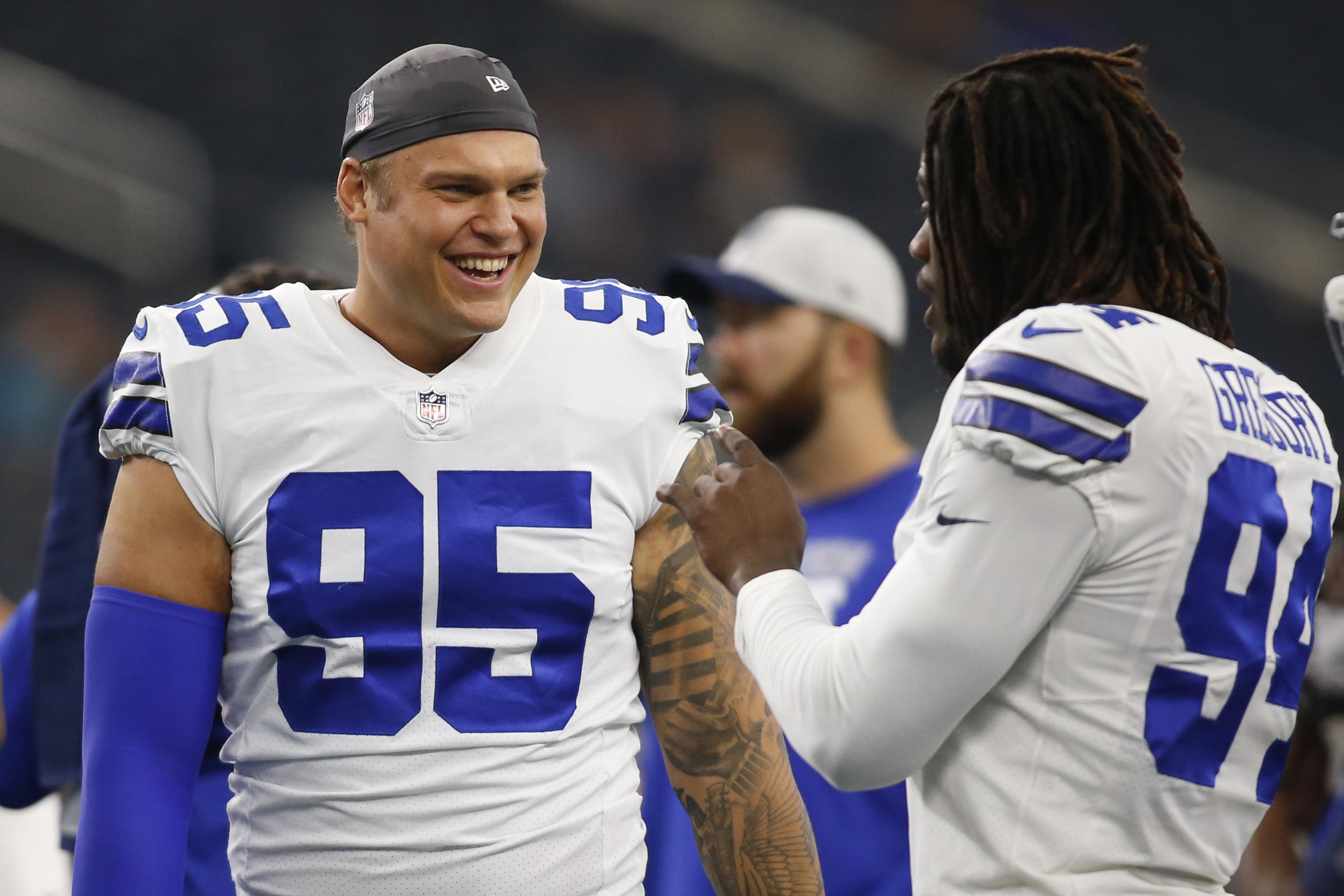 NFL: Jacksonville Jaguars at Dallas Cowboys