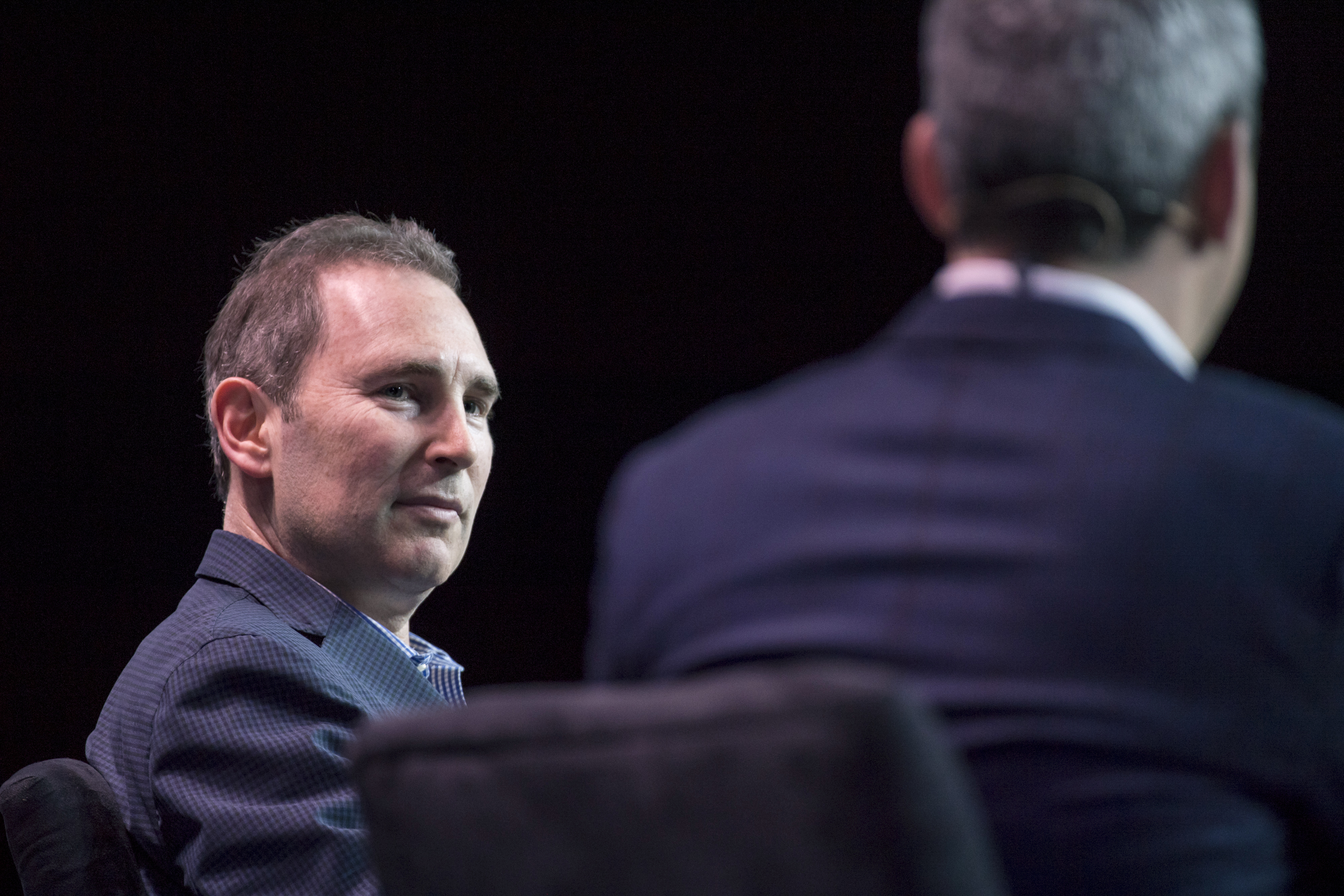 Amazon Web Services Head Andrew Jassy Speaks At The AWS Summit