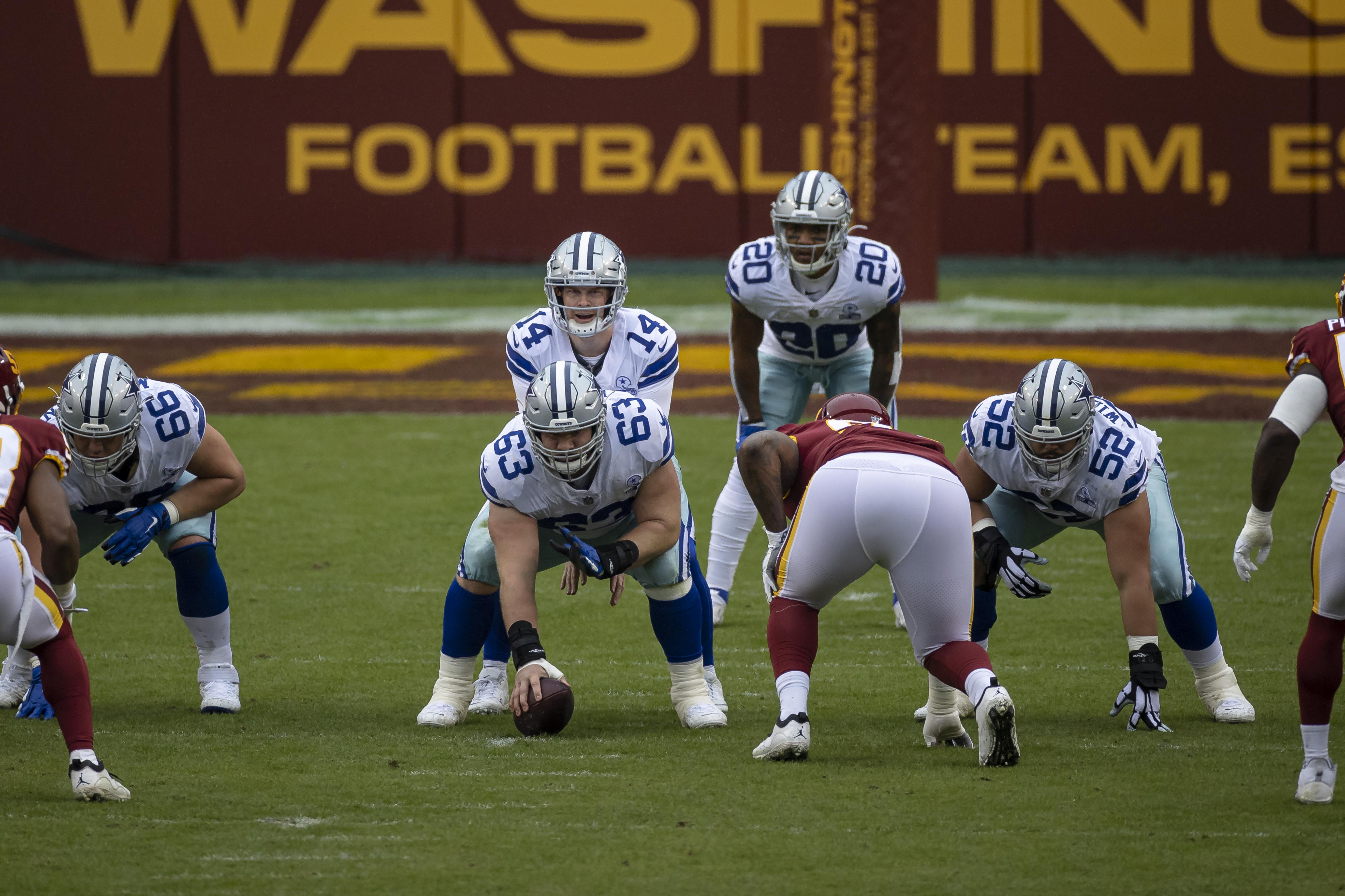 Dallas Cowboys v Washington Football Team