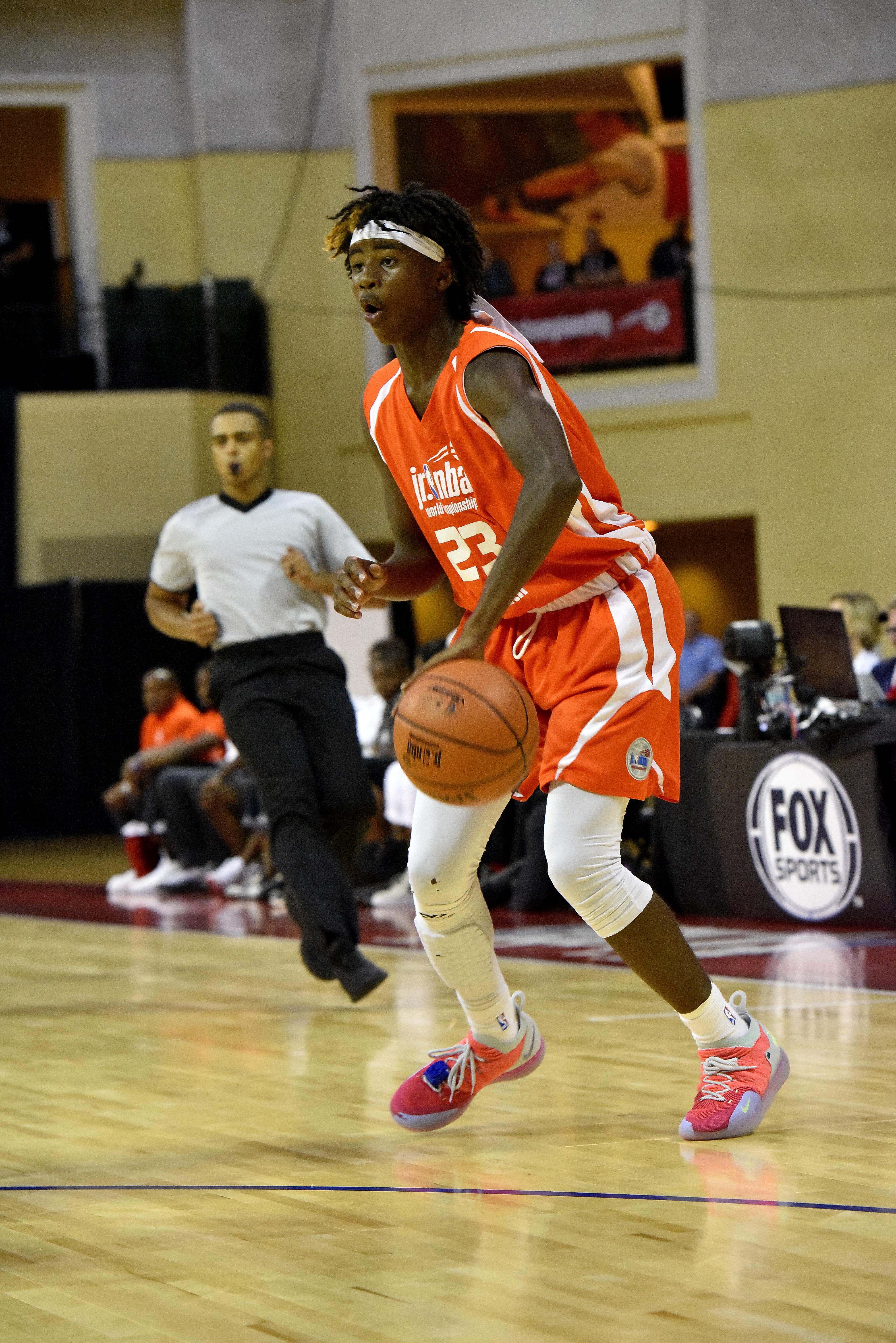 Jr. NBA World Championships U.S. Semifinals - Central Boys v South Boys