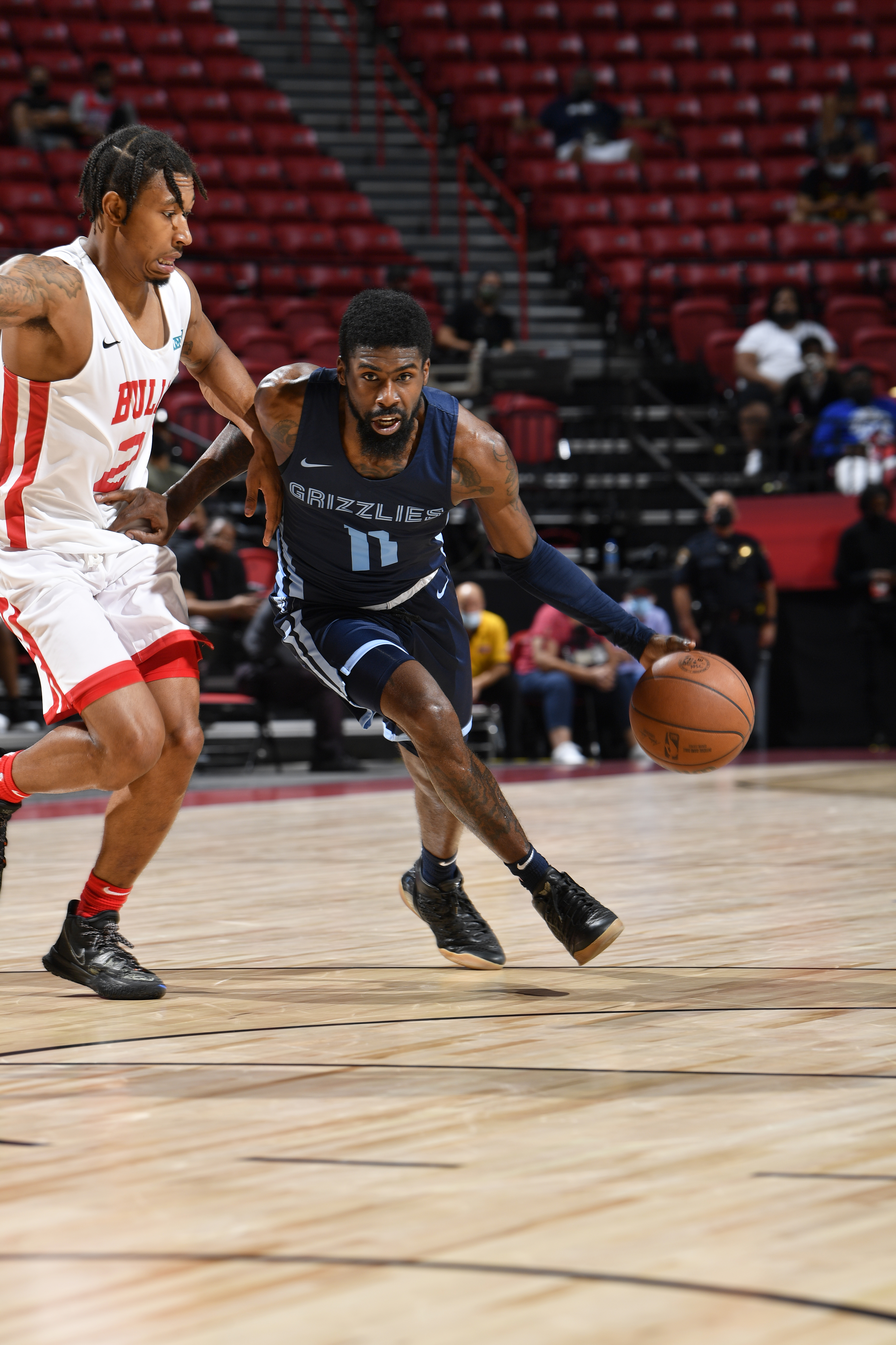 2021 Las Vegas Summer League - Chicago Bulls v Memphis Grizzlies
