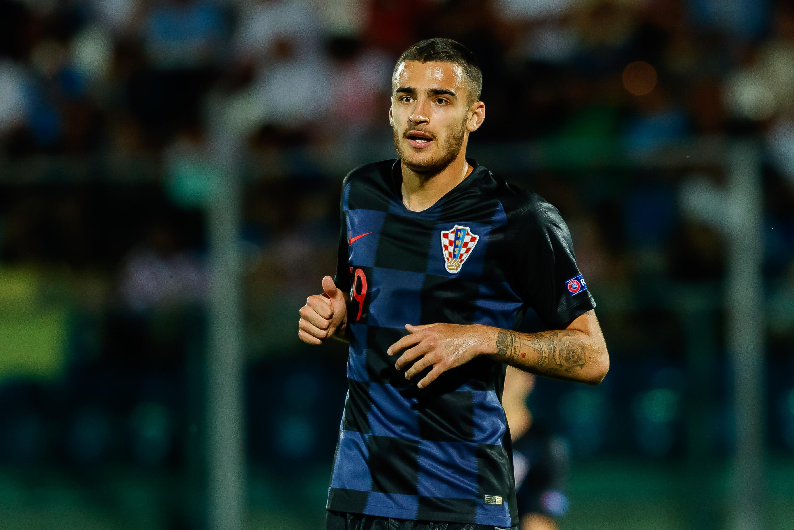 Croatia v England: Group C - 2019 UEFA U-21 Championship