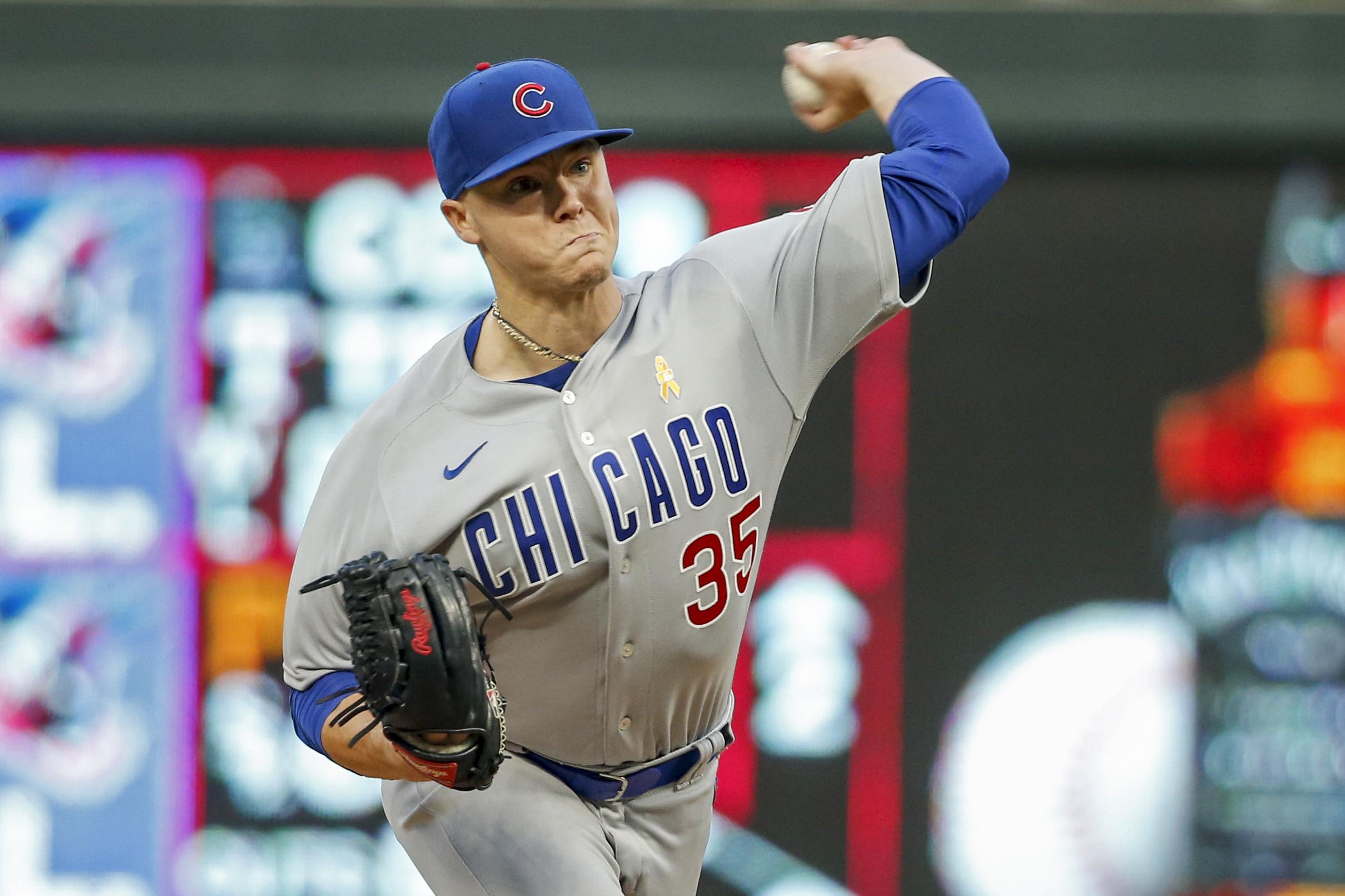 MLB: Chicago Cubs at Minnesota Twins
