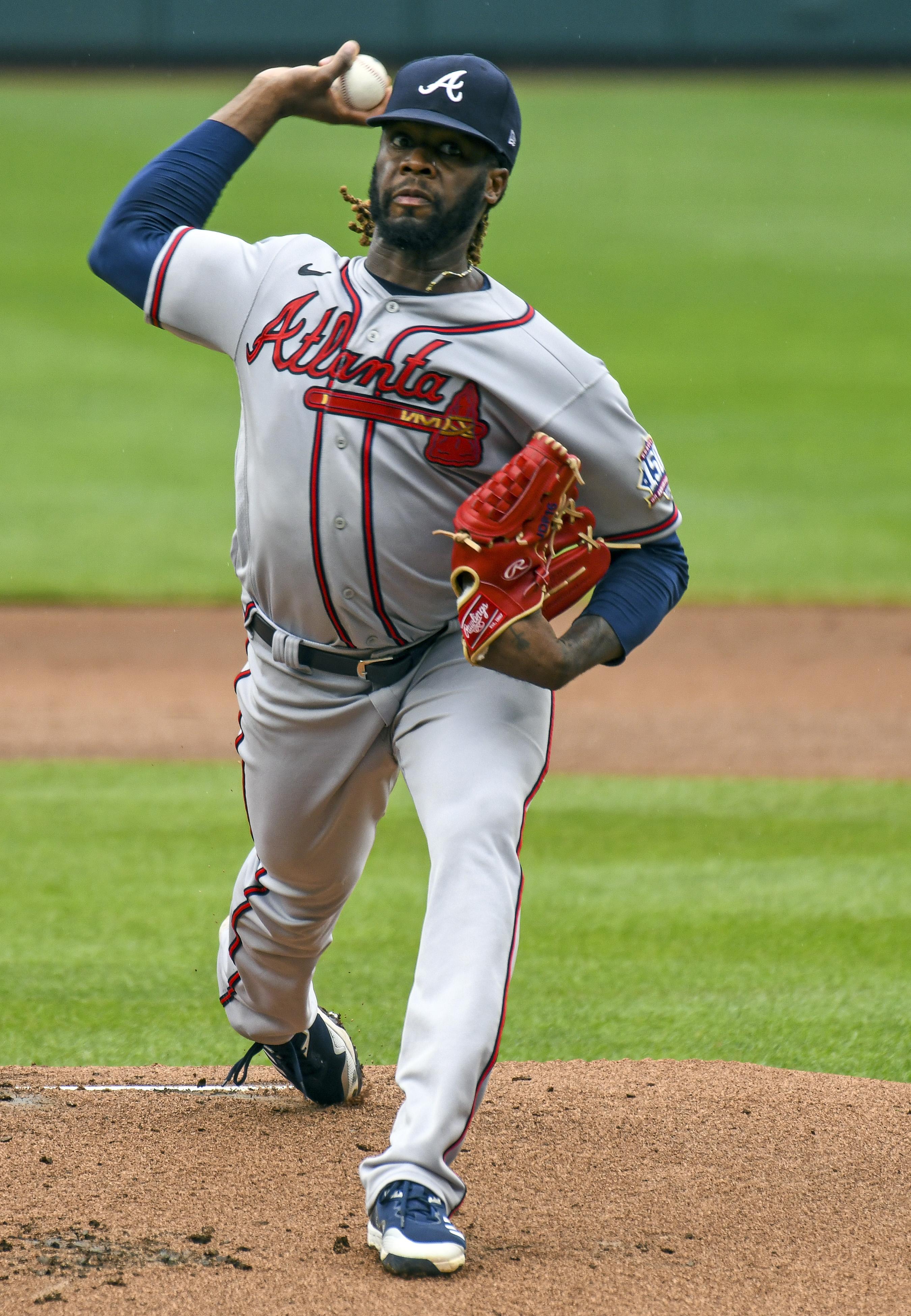 MLB: AUG 22 Braves at Orioles