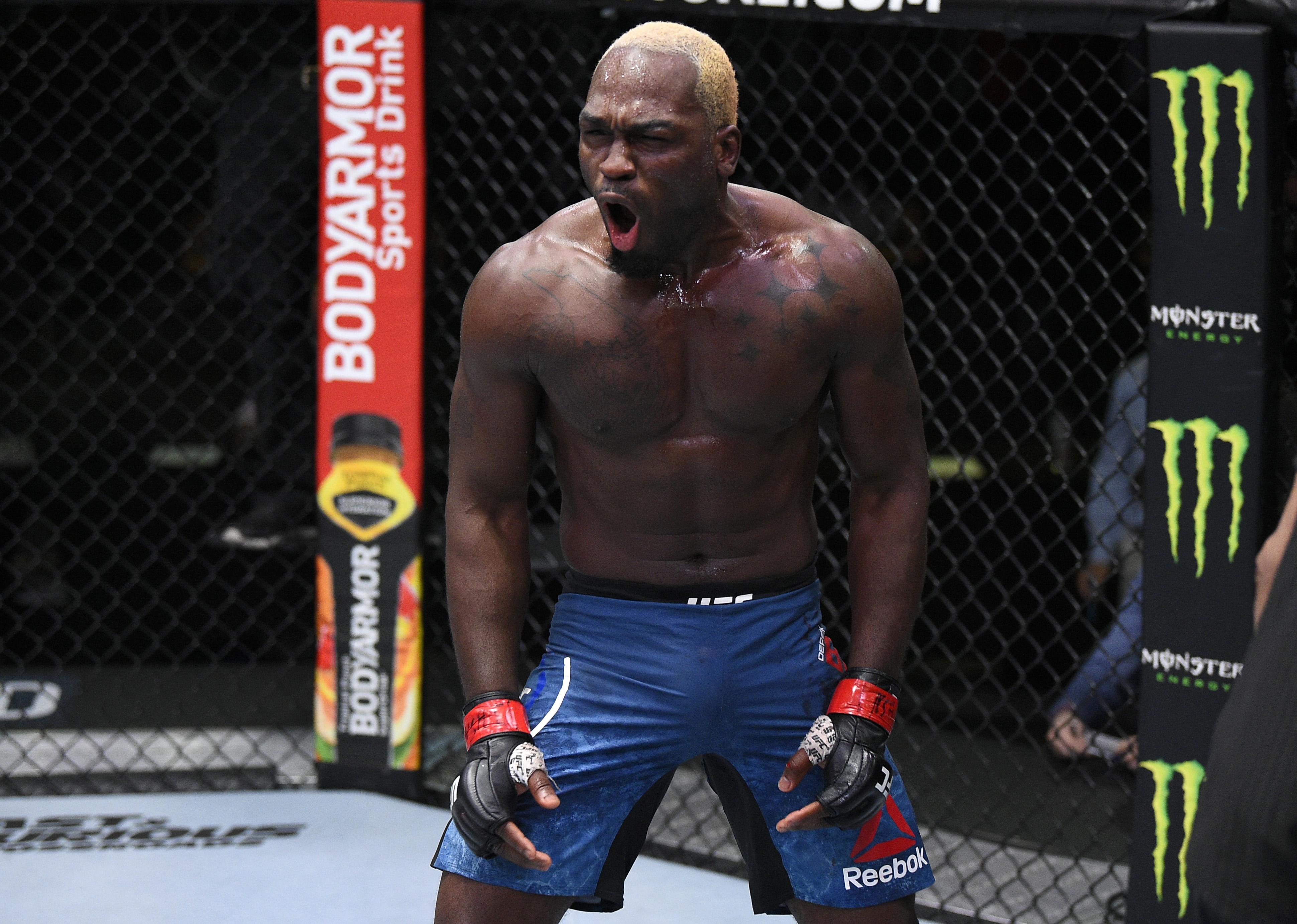 UFC Fight Night: Brunson v Shahbazyan