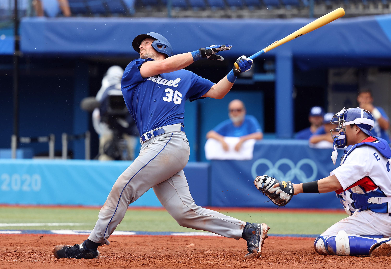 Israel v South Korea - Baseball - Olympics: Day 10