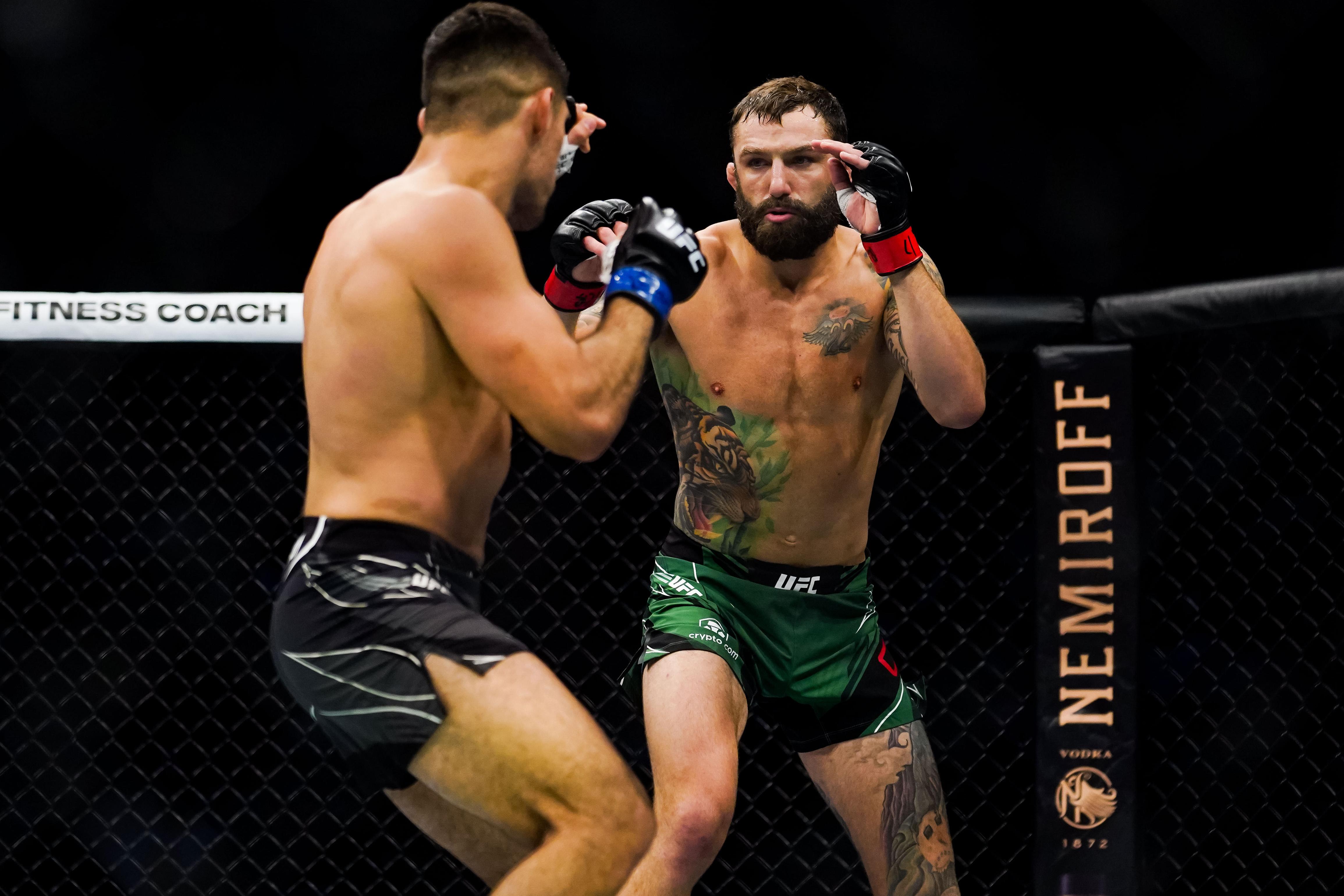 UFC 265: Chiesa v Luque