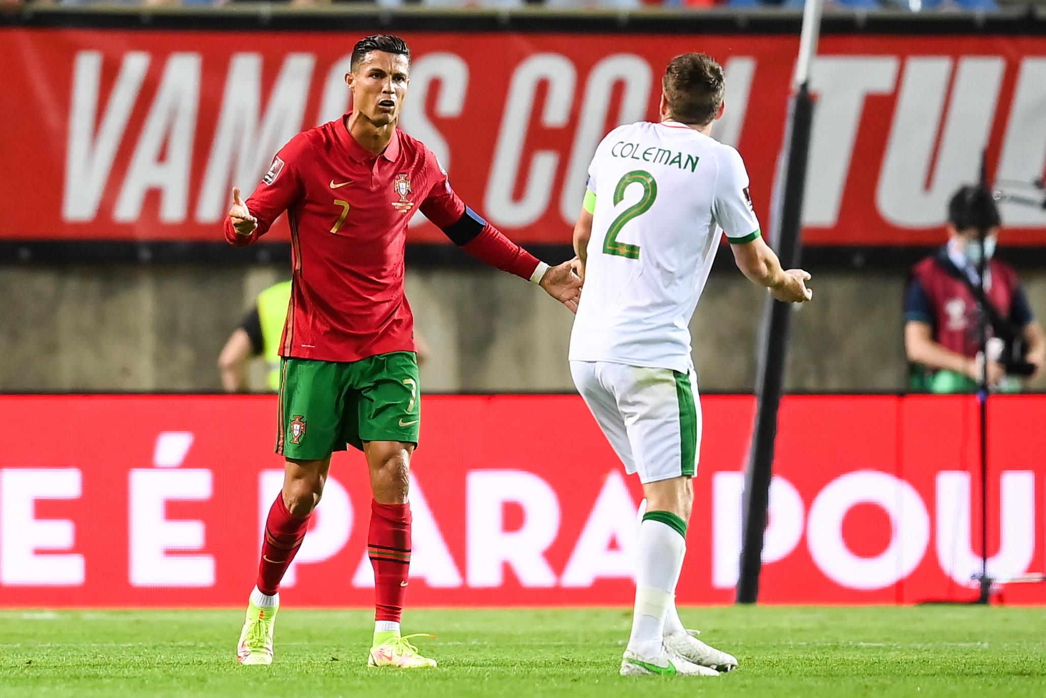 Portugal v Republic of Ireland - FIFA World Cup 2022 Qualifier