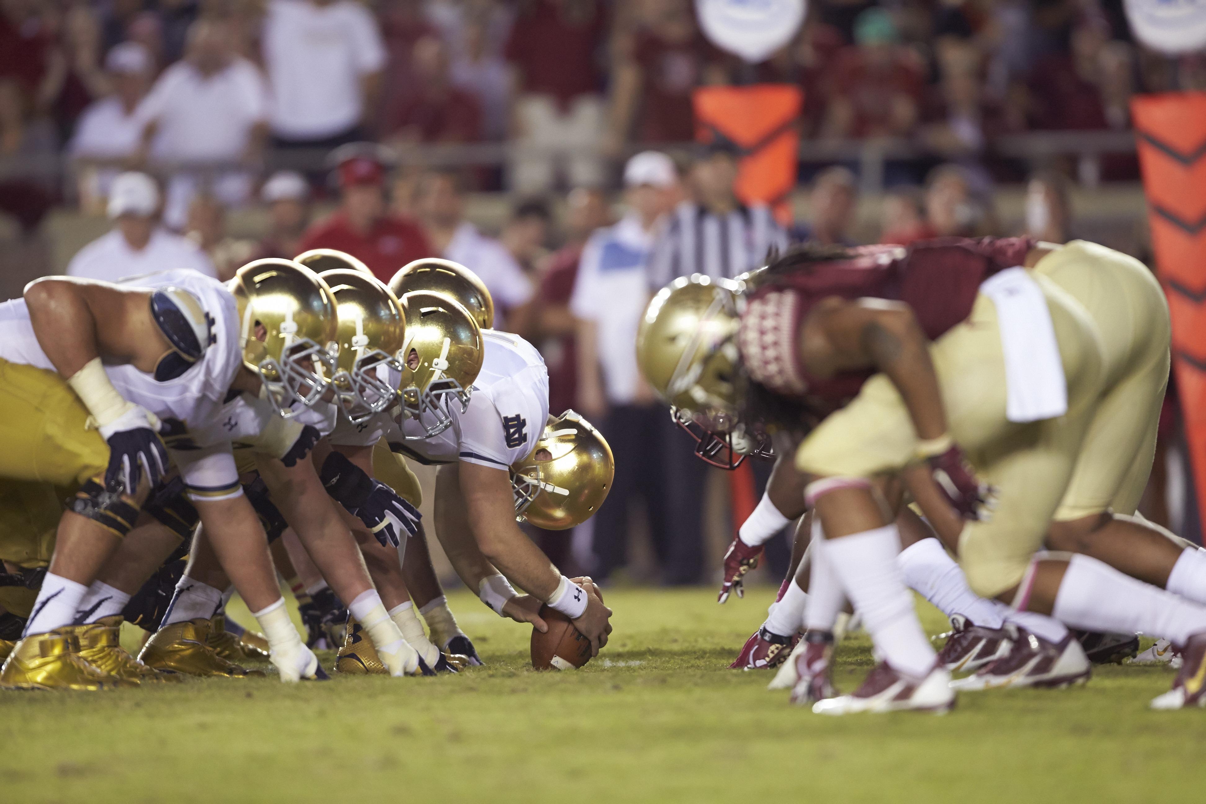 Florida State University vs University of Notre Dame