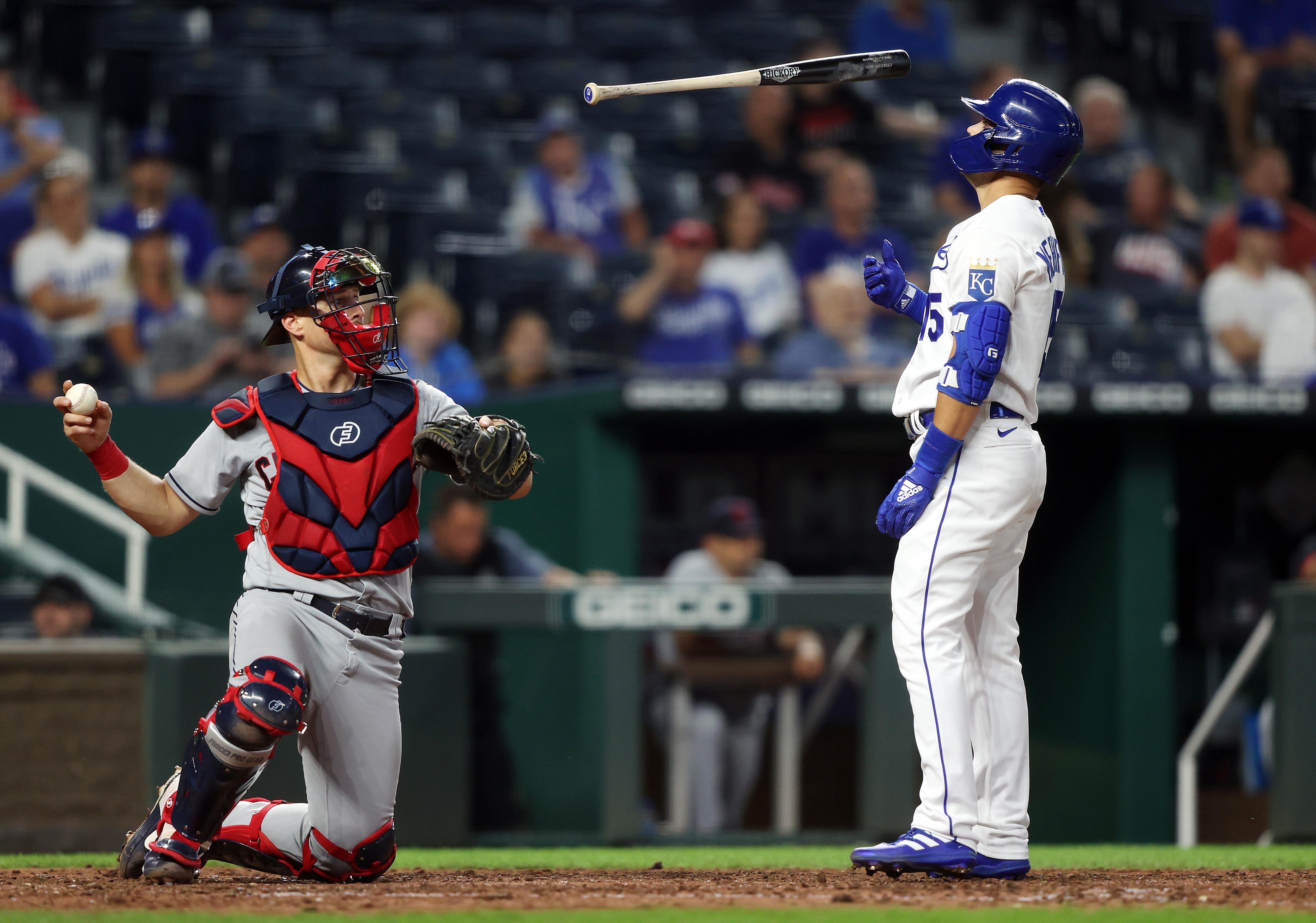 Cleveland Indians v Kansas City Royals