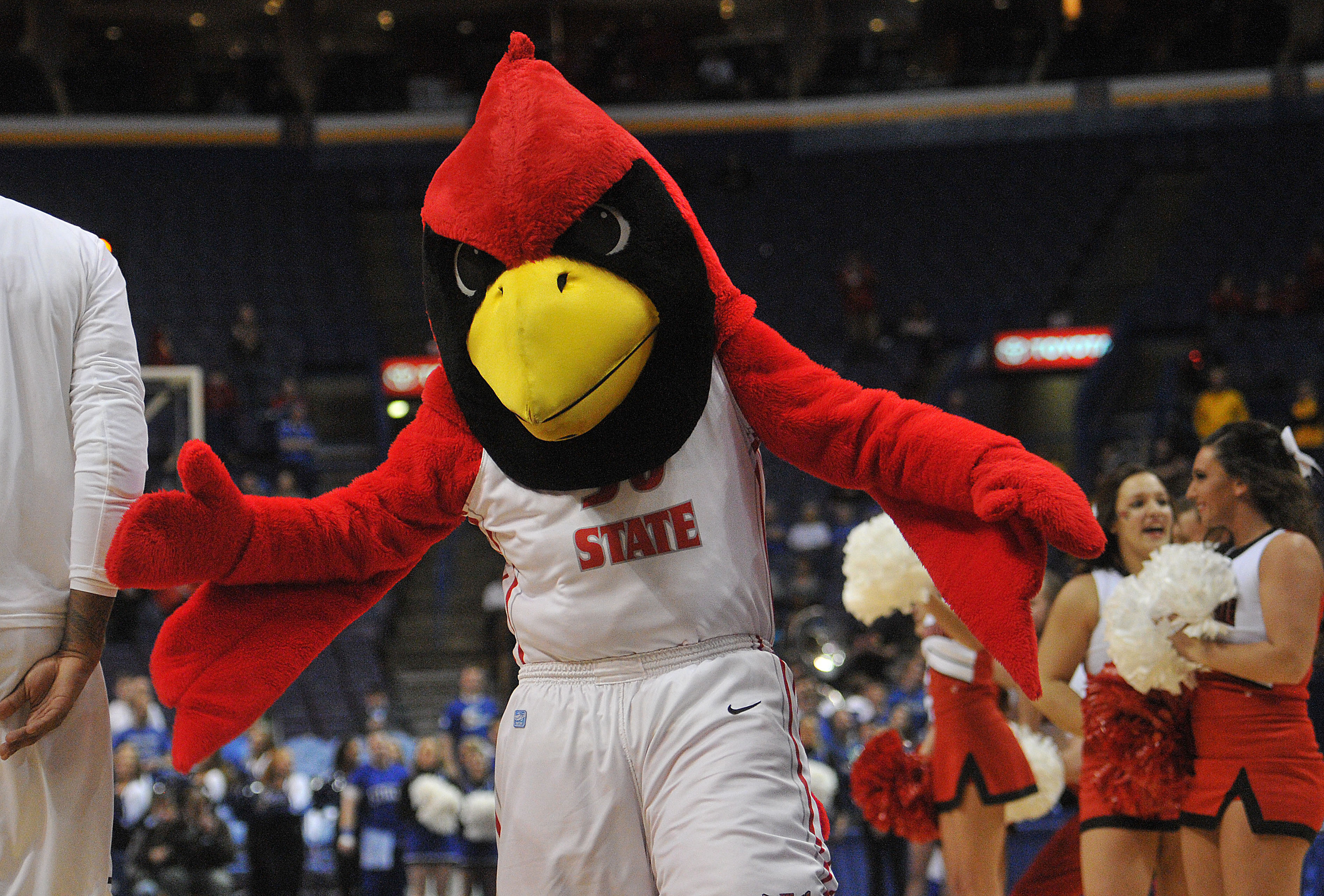 NCAA BASKETBALL: MAR 04 Missouri Valley Conference Championship - Indiana State v Illinois State