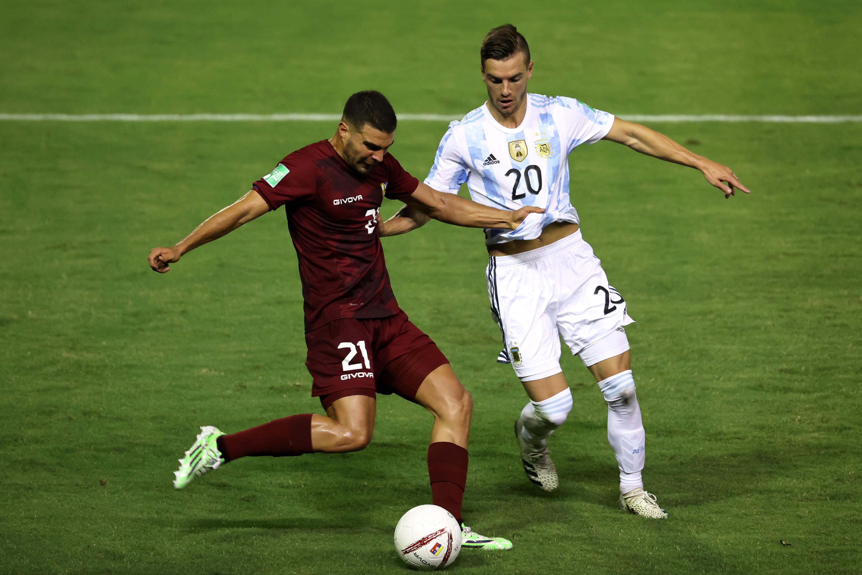 Venezuela v Argentina - FIFA World Cup 2022 Qatar Qualifier
