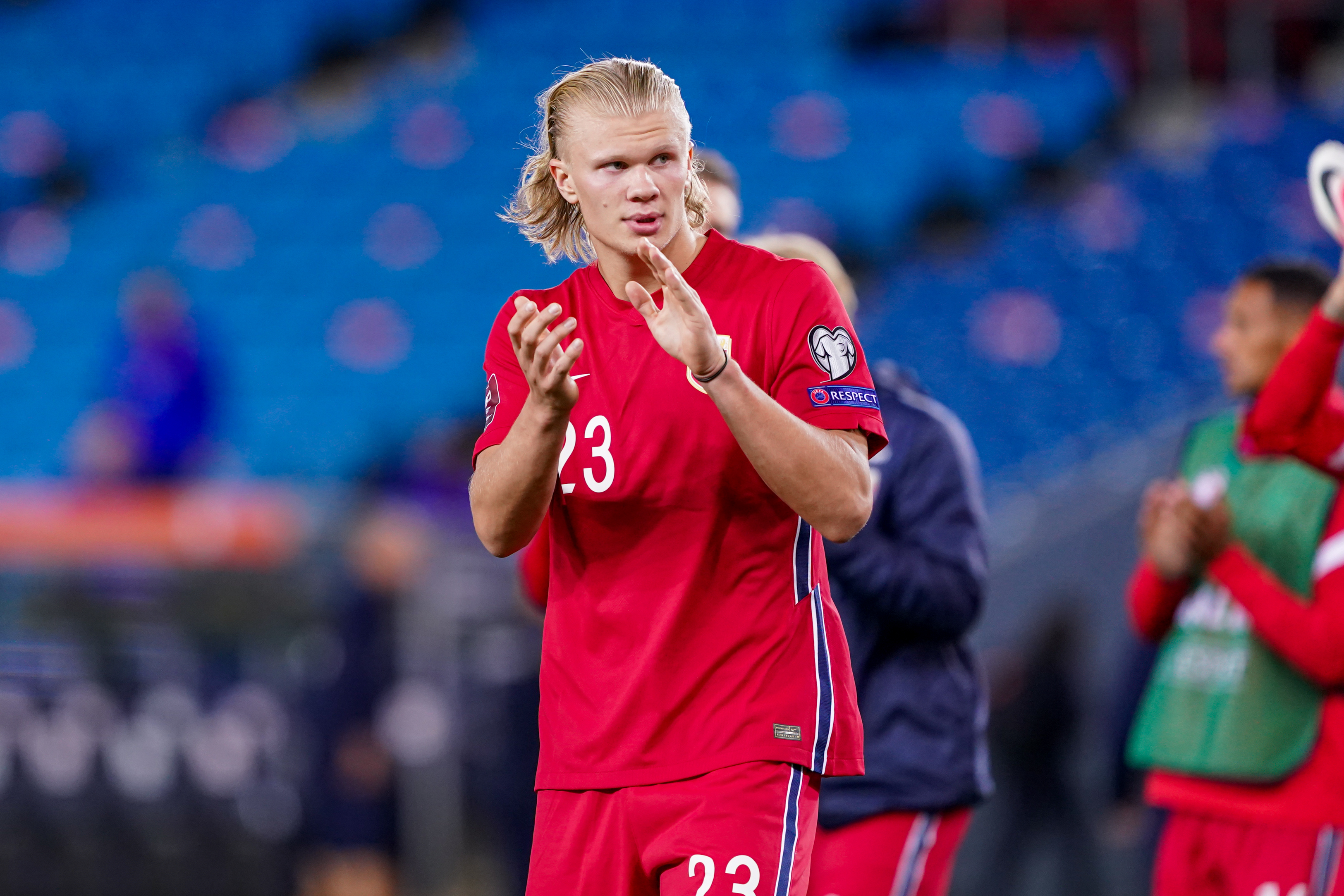 Norway v Netherlands - 2022 FIFA World Cup Qualifier