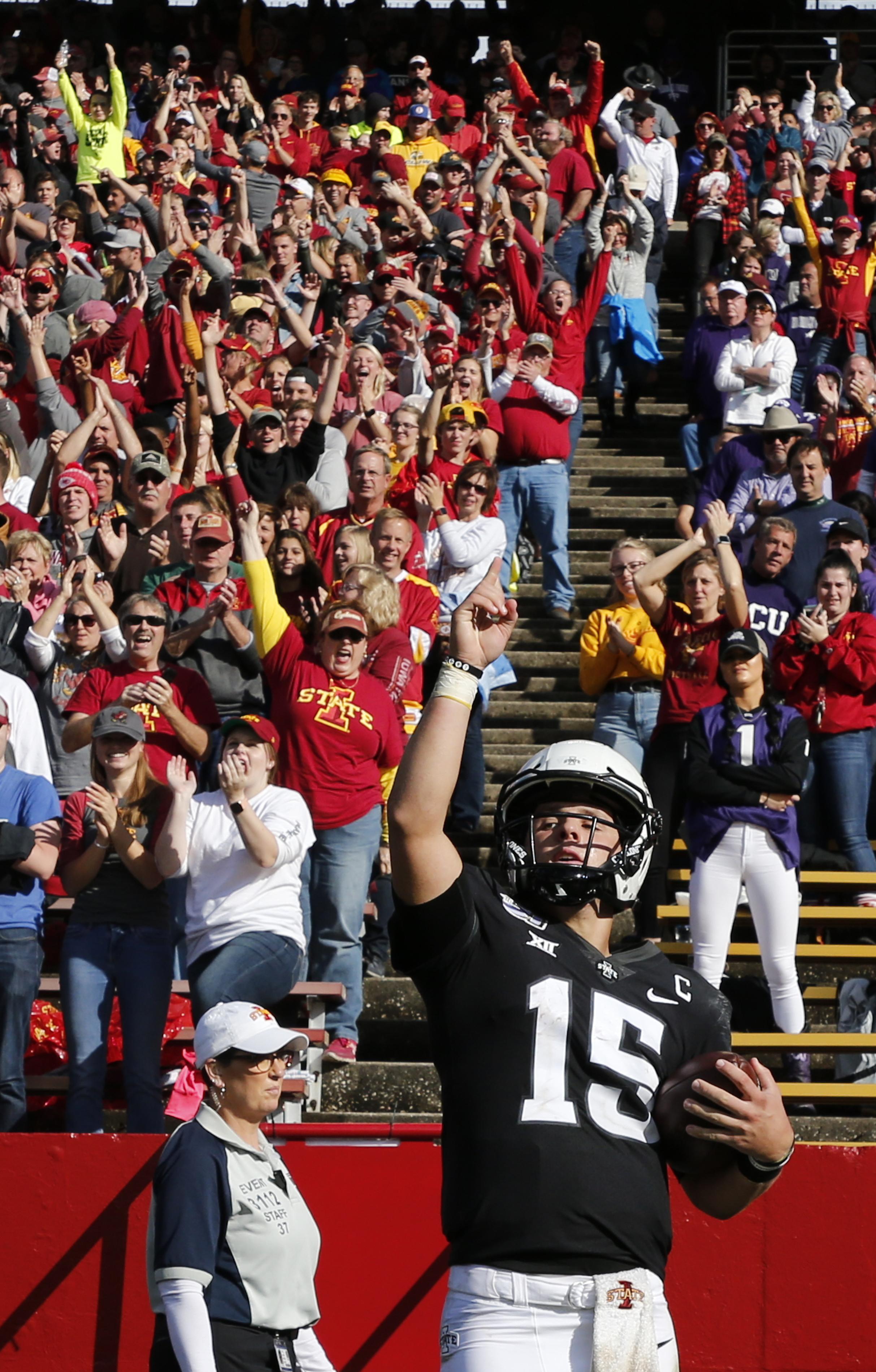 TCU v Iowa State