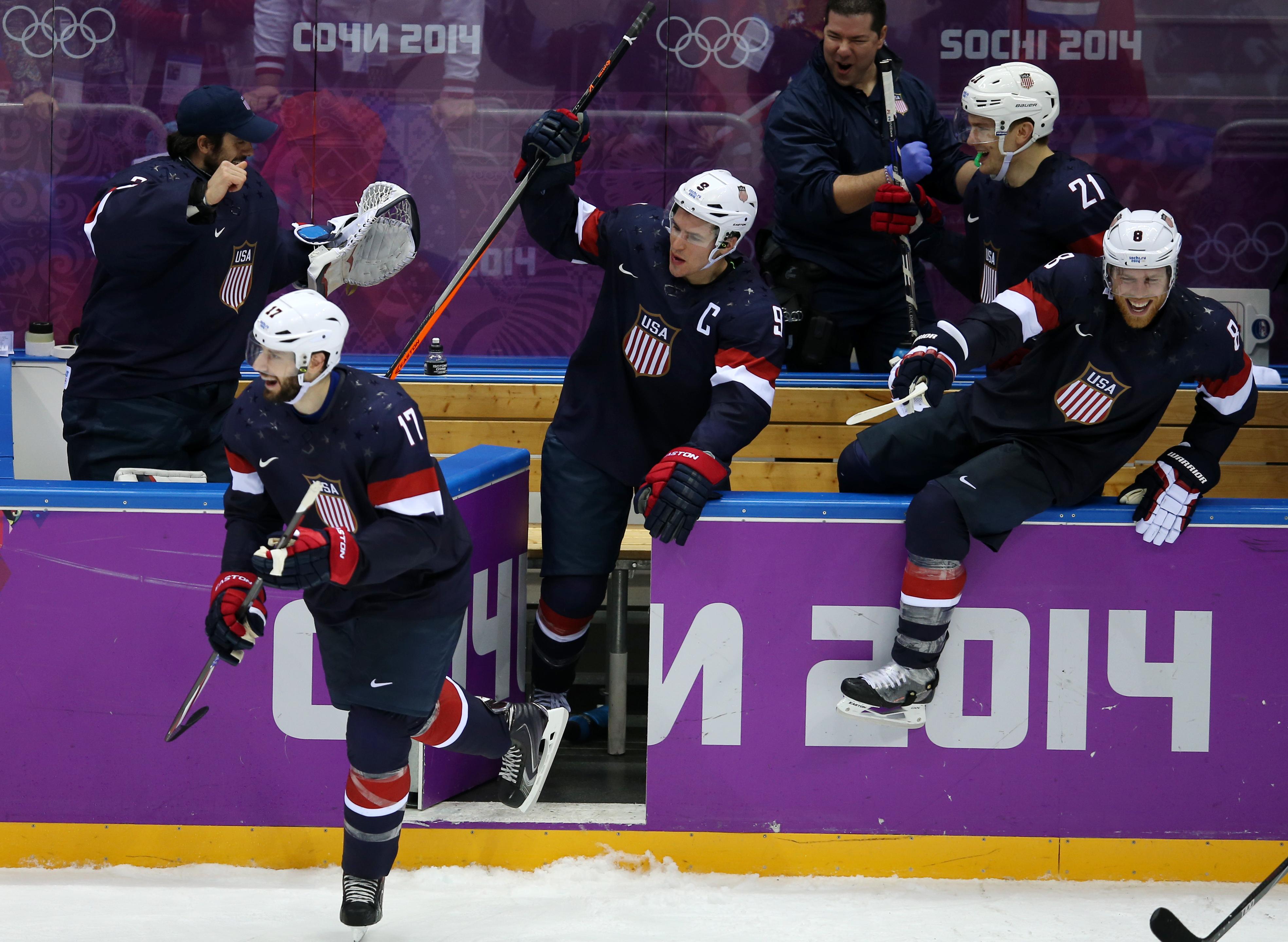 Olympic Winter Games Sochi 2014