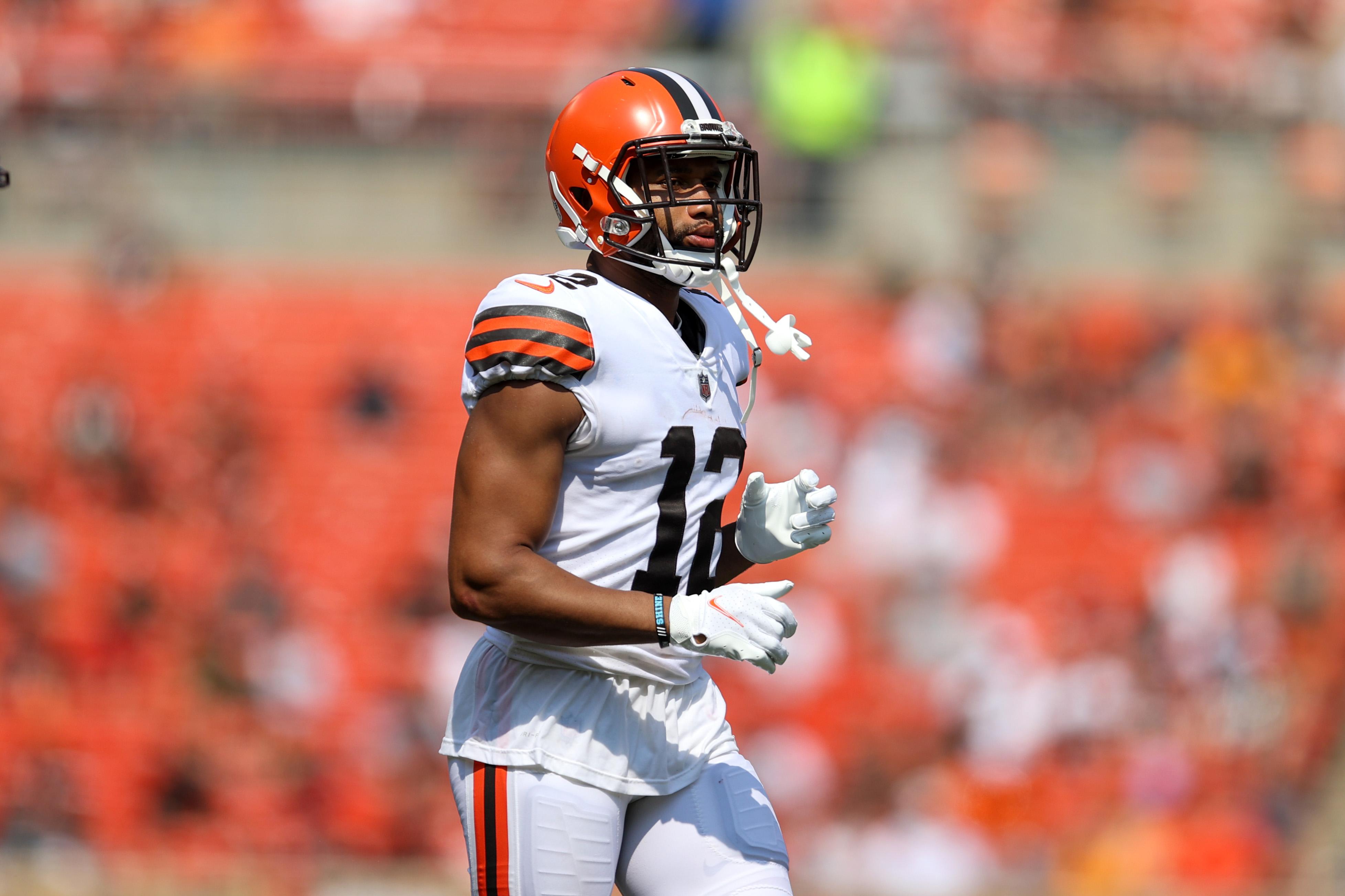 NFL: AUG 22 Preseason - Giants at Browns