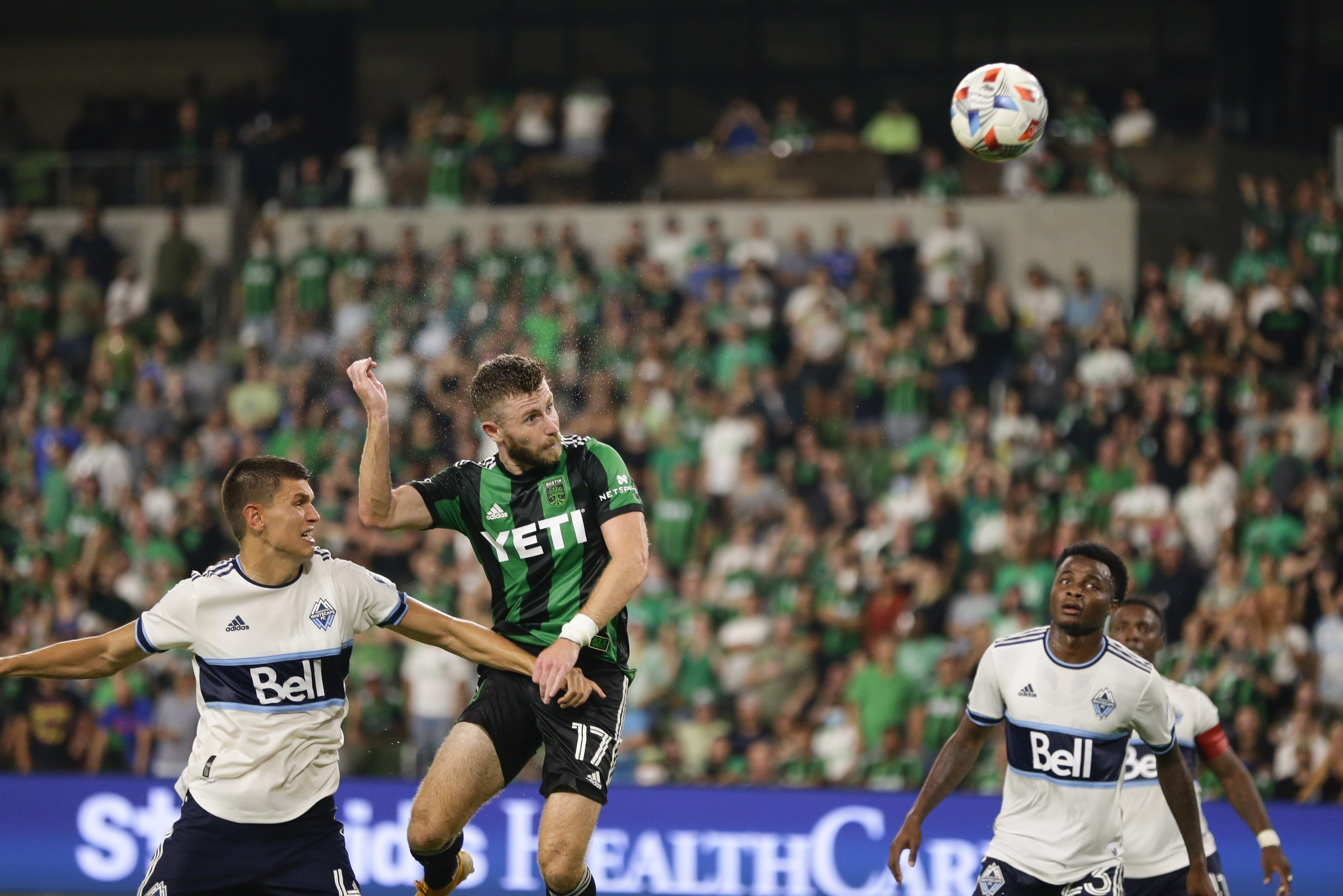 MLS: Vancouver Whitecaps FC at Austin FC
