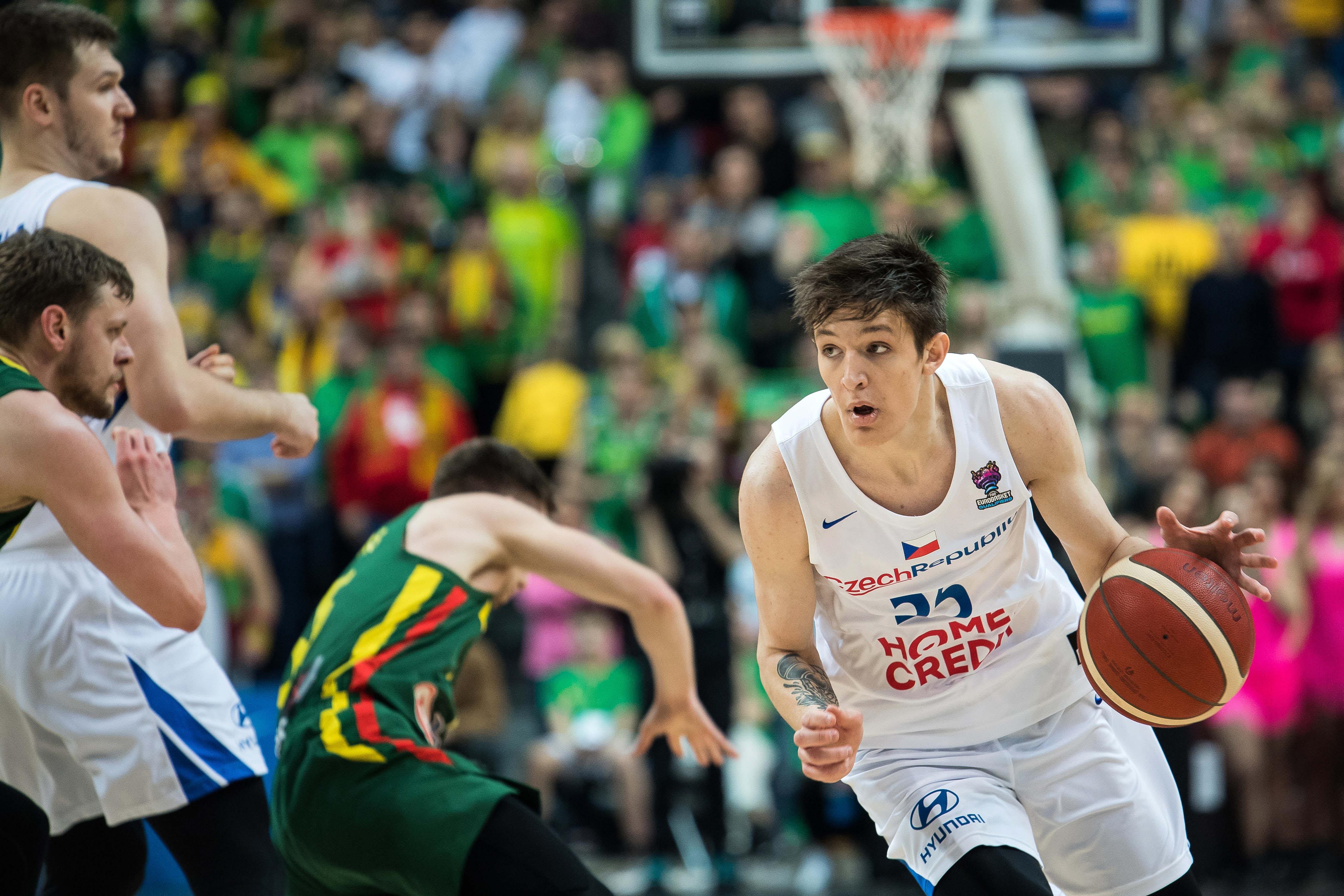(SP)LITHUANIA-VILNIUS-BASKETBALL-FIBA EUROBASKET 2021 QUALIFIERS-LITHUANIA VS CZECH REPUBLIC