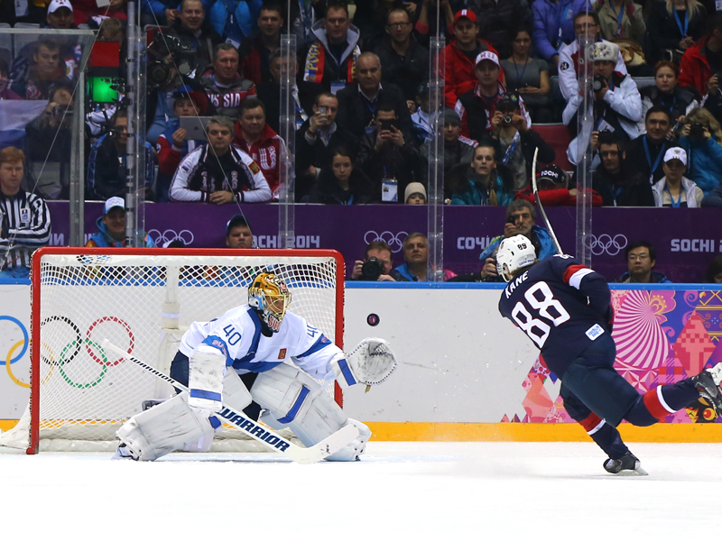 Patrick Kane is likely bound for another Olympic appearance in 2022.