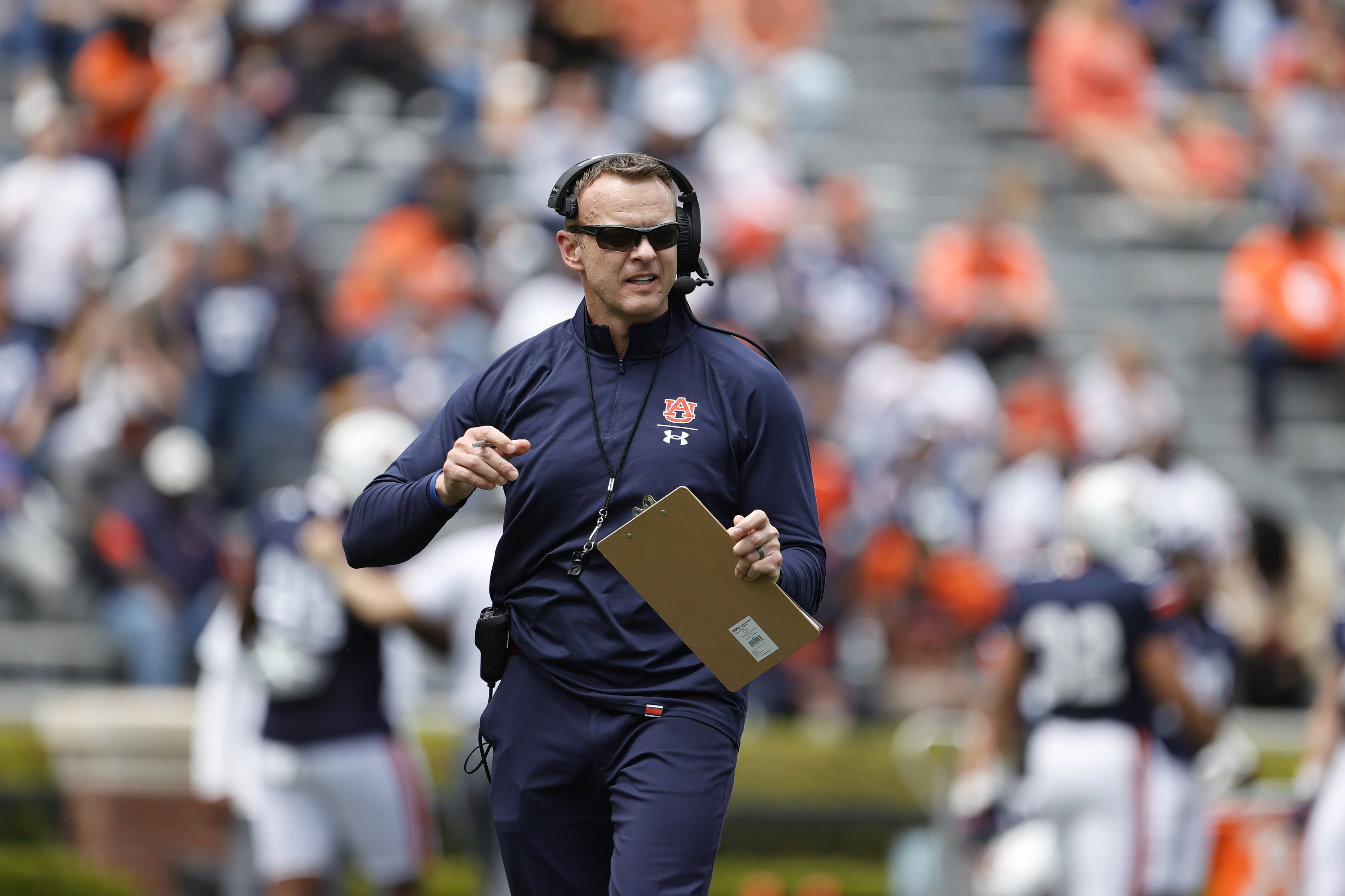 NCAA Football: Auburn Spring Game