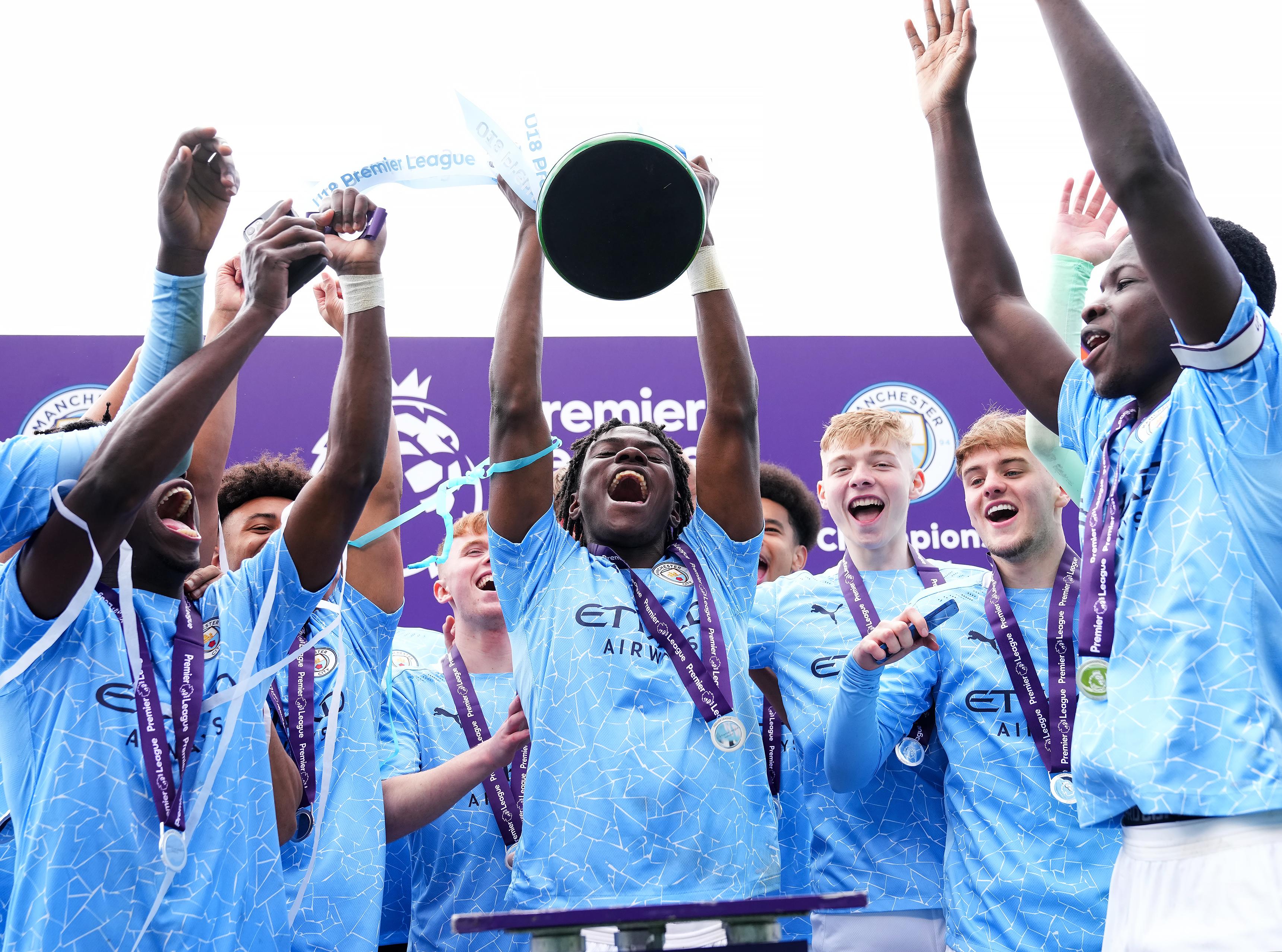 Manchester City v Fulham: U18 Premier League