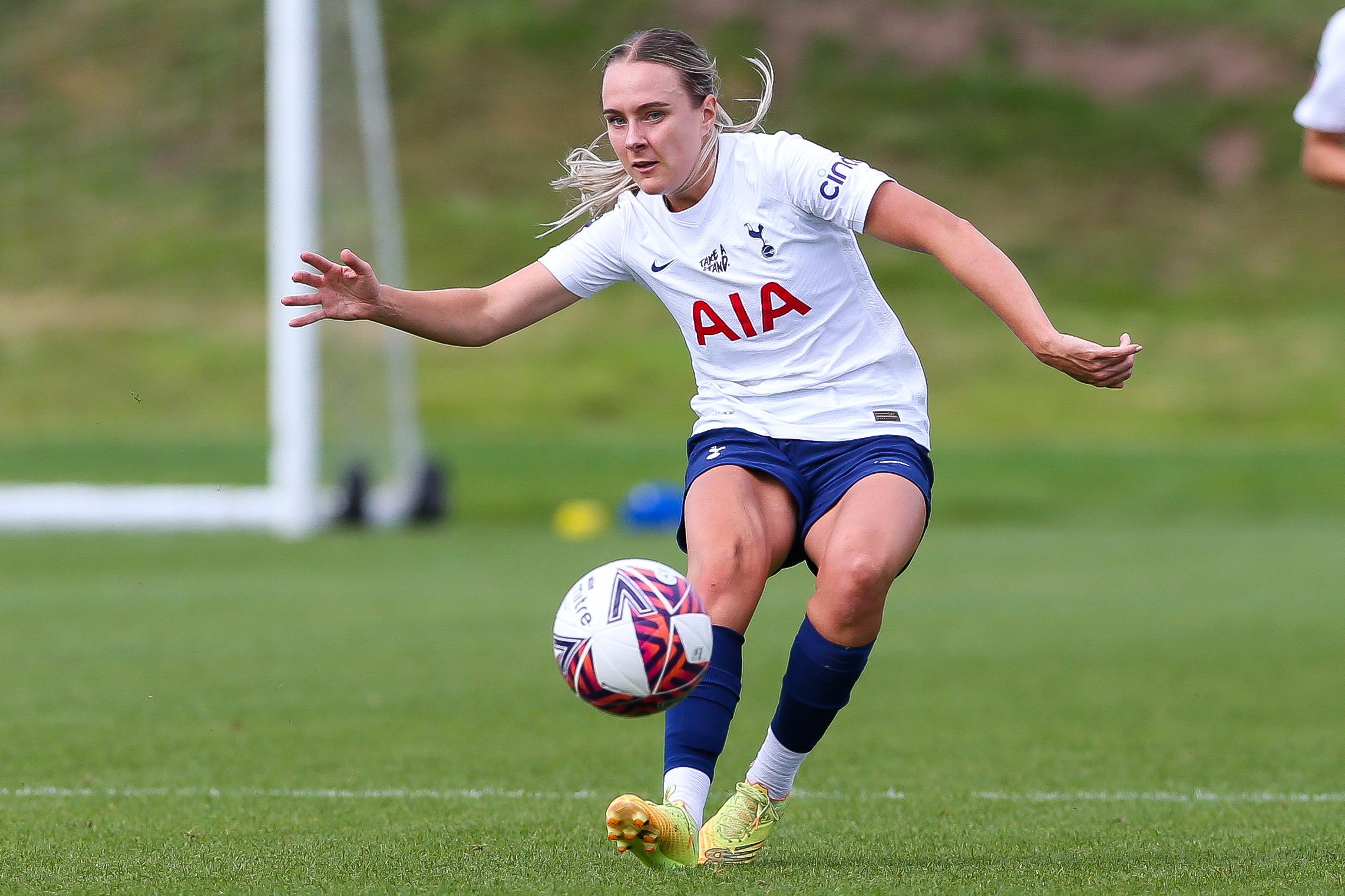 Tottenham Hotspur Women v Celtic Women - Pre-Season Friendly