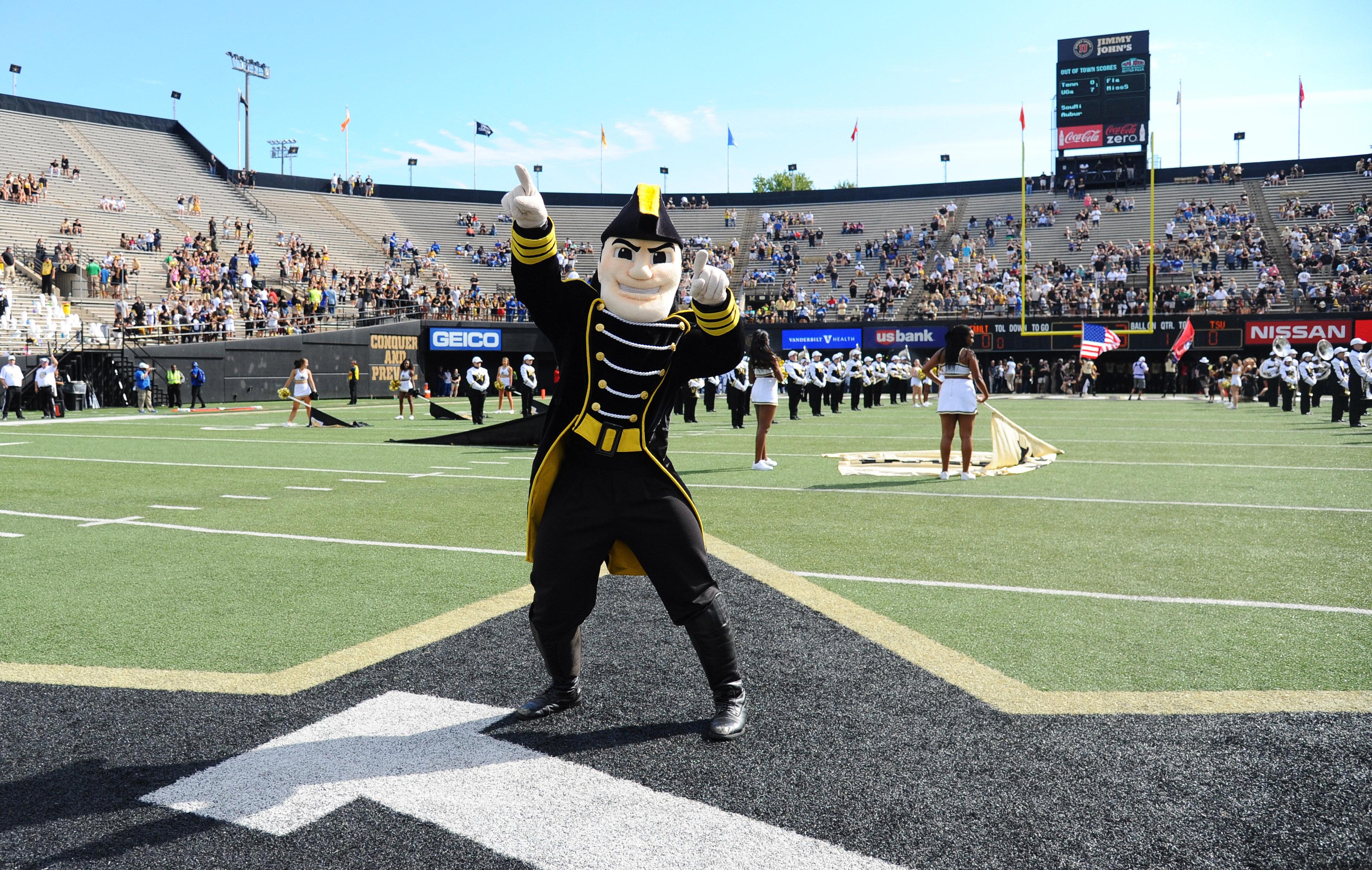 NCAA Football: Tennessee State at Vanderbilt