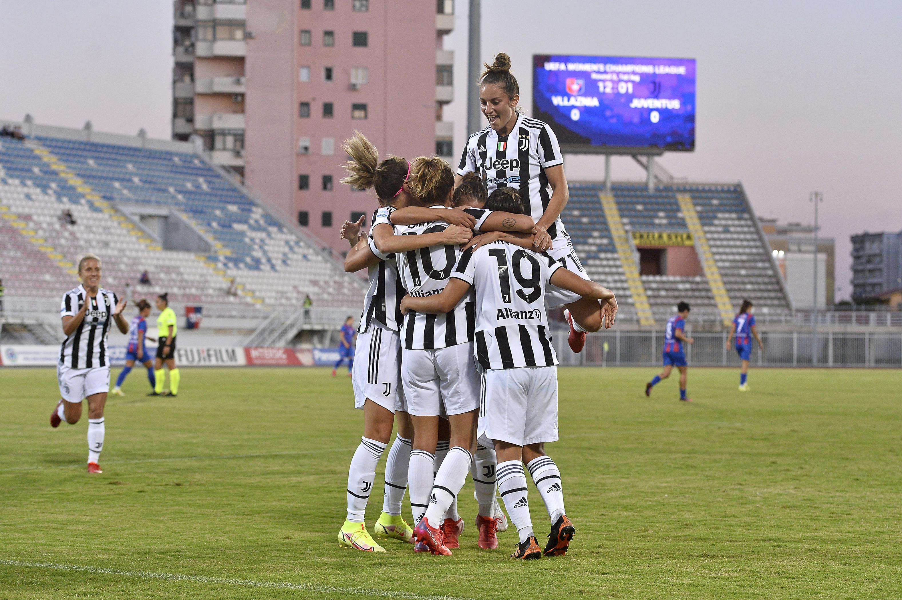Vllaznia v Juventus Women - UEFA Women's Champions League