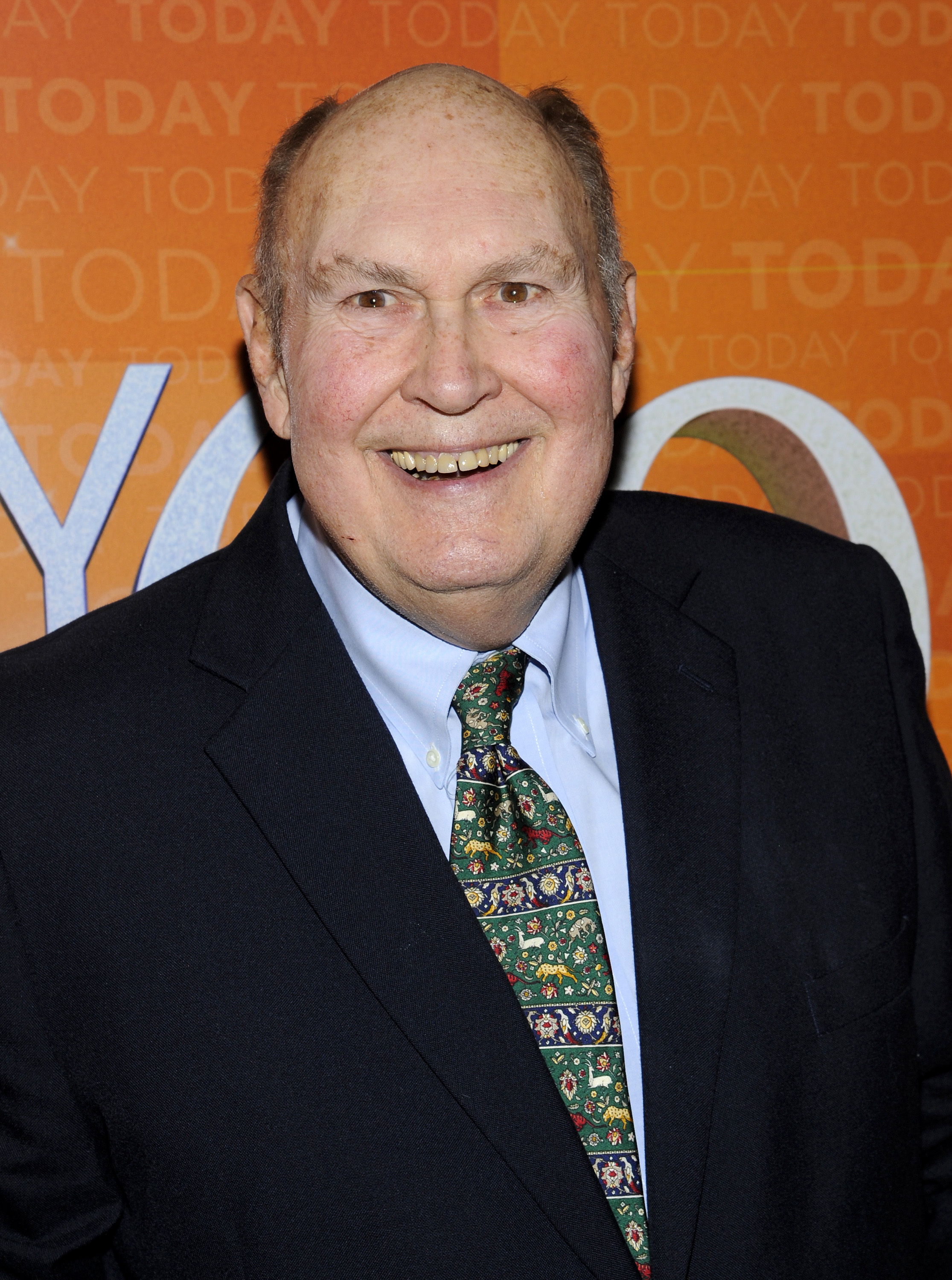 """In this 2012, file photo, former """"Today"""" show weatherman Willard Scott attends the """"Today"""" show 60th anniversary celebration at the Edison Ballroom in New York."""