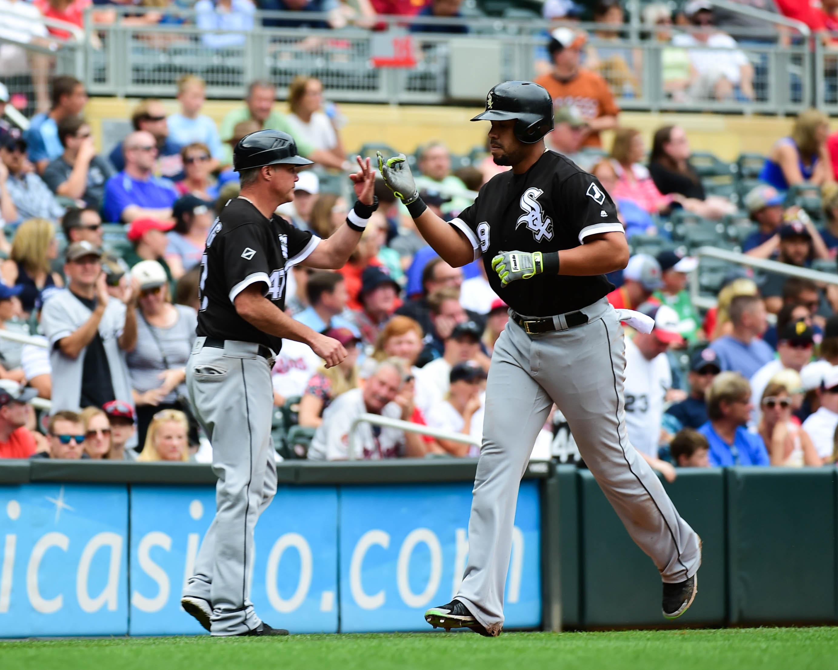 MLB: SEP 04 White Sox at Twins