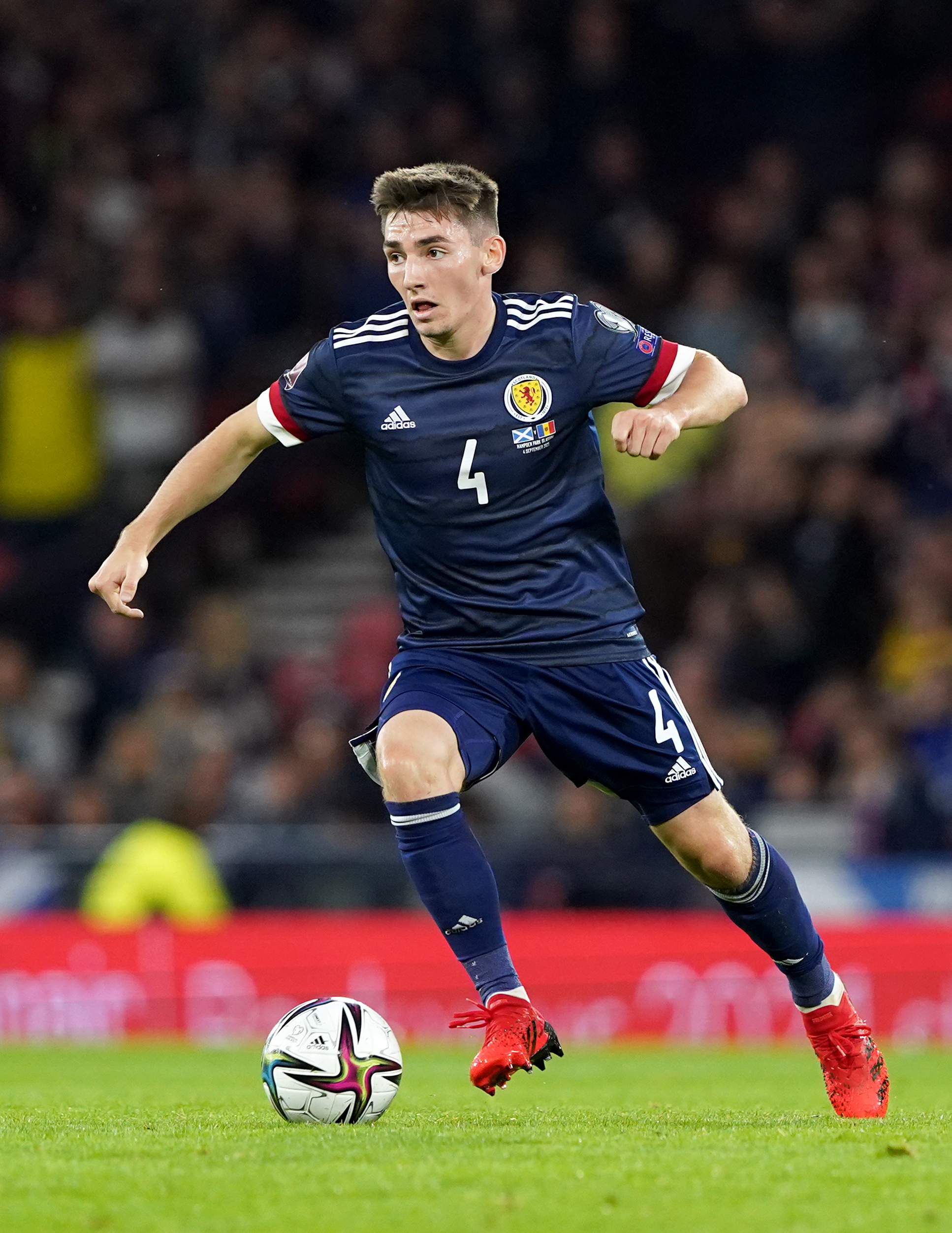 Scotland v Moldova - FIFA World Cup 2022 - European Qualifying - Group F - Hampden Park