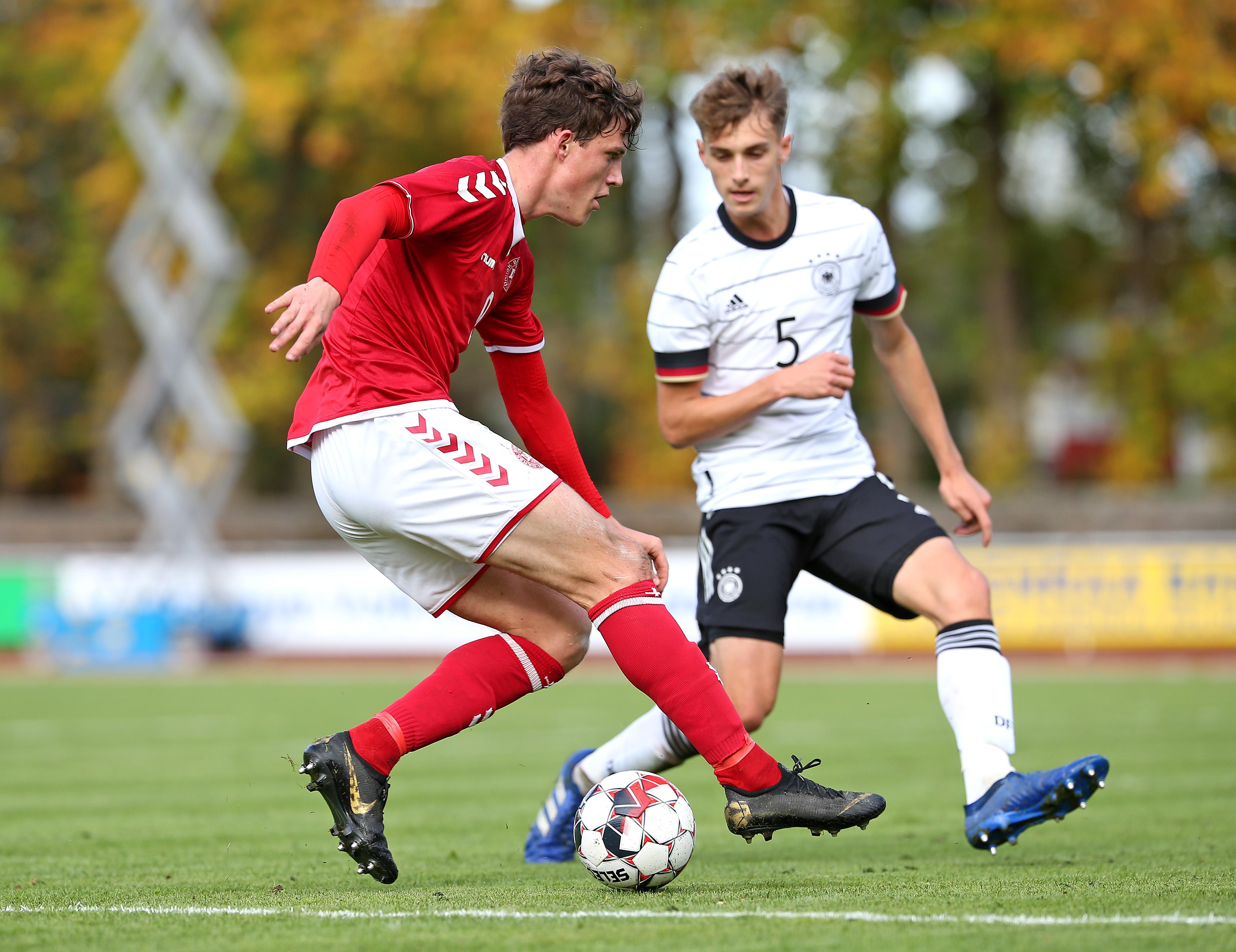 U17 Denmark v U17 Germany - International Friendly