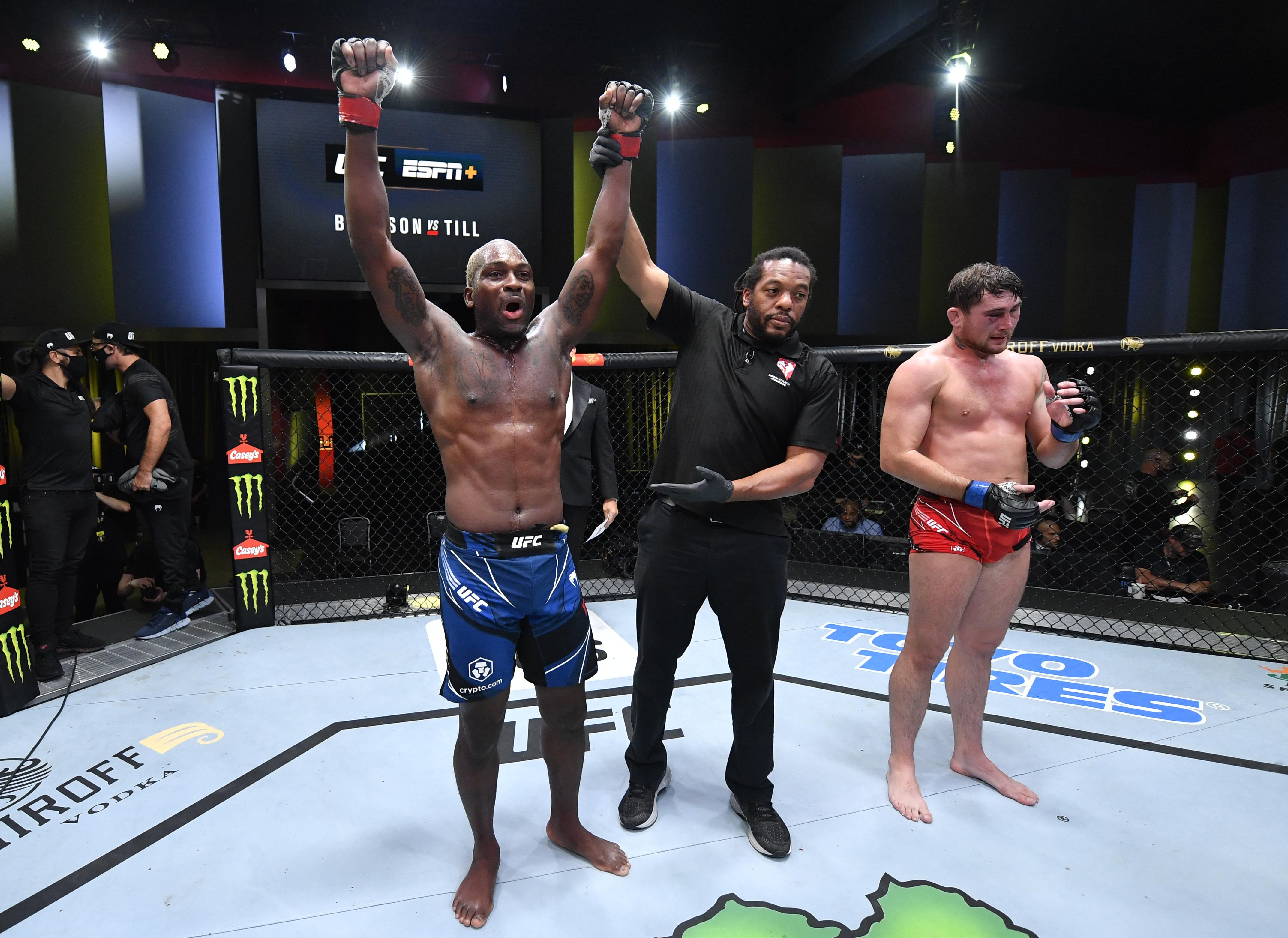 UFC Fight Night: Brunson v Till