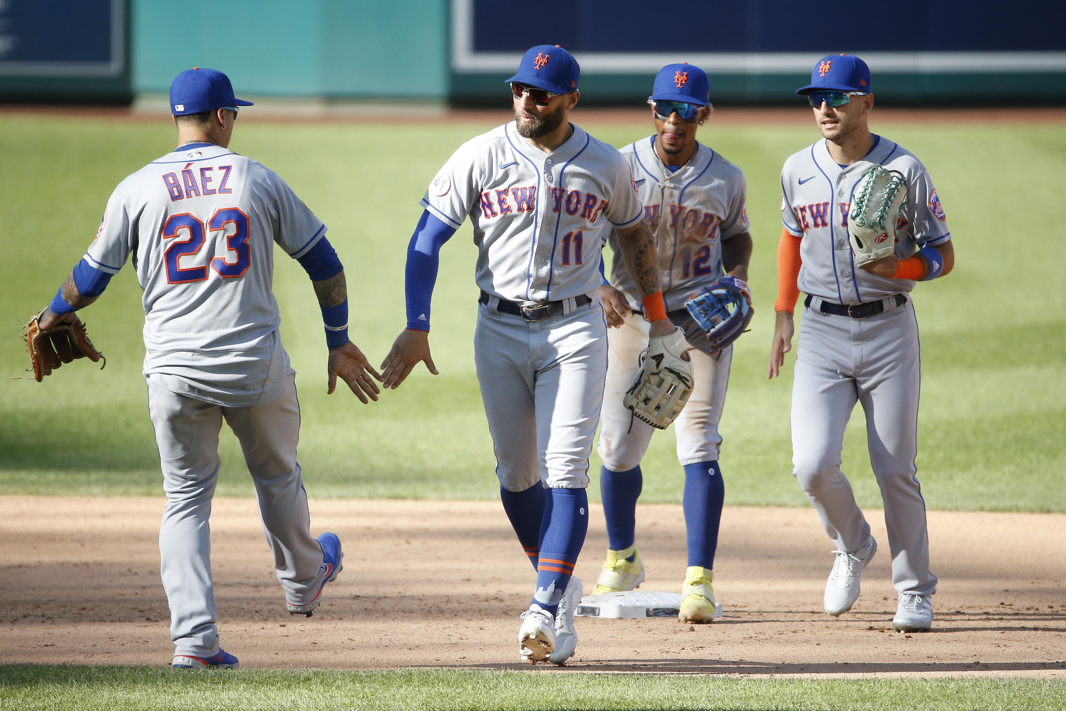 MLB: Game One-New York Mets at Washington Nationals